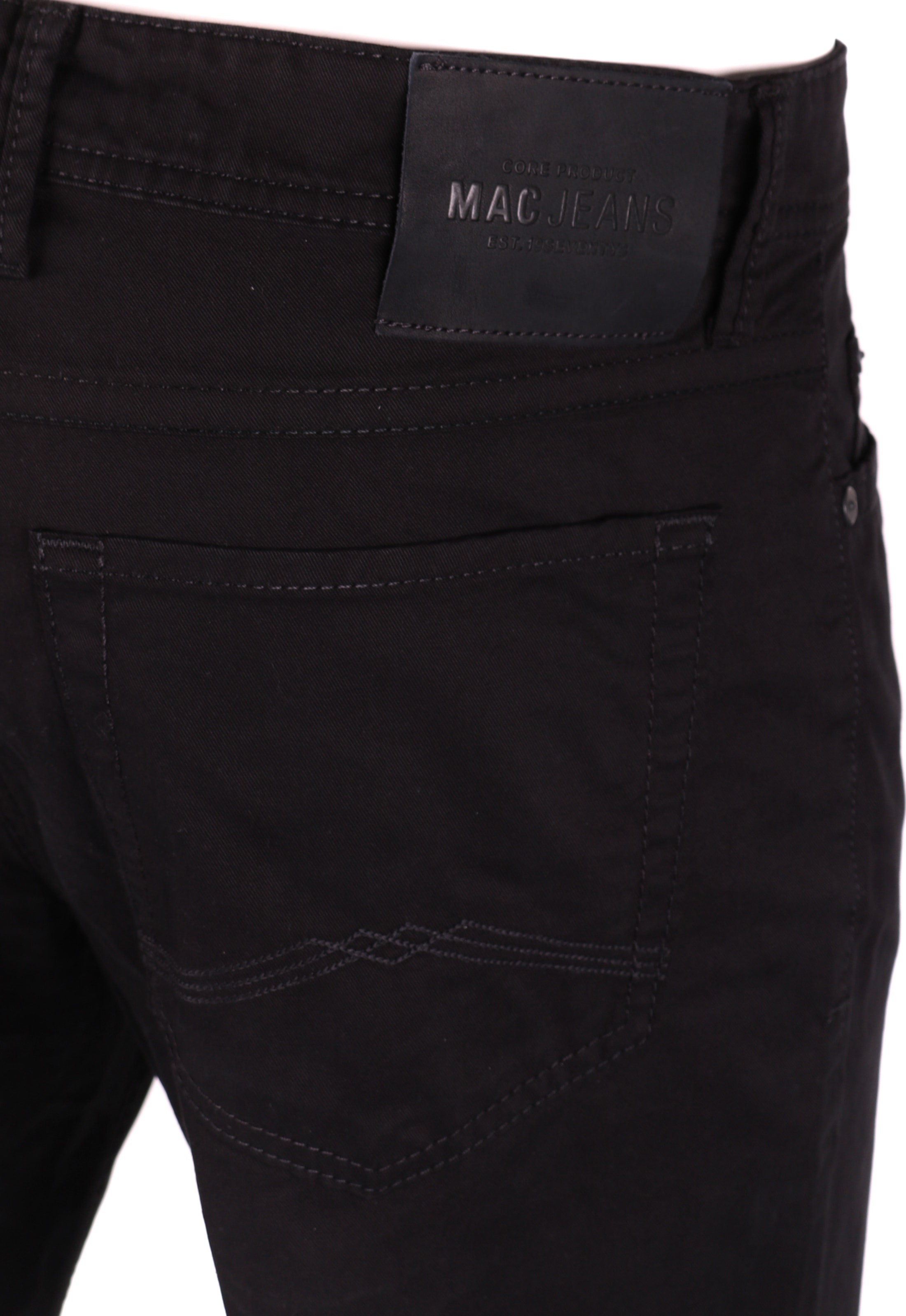 Mac Trousers Ben Black foto 3