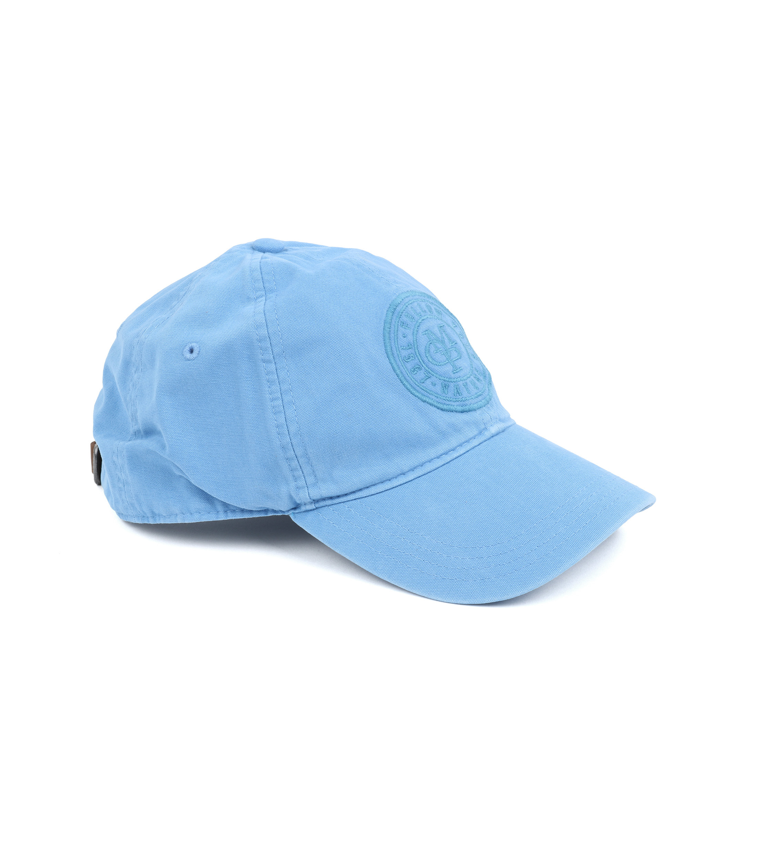 Marc O'Polo Cap Logo Blauw foto 0