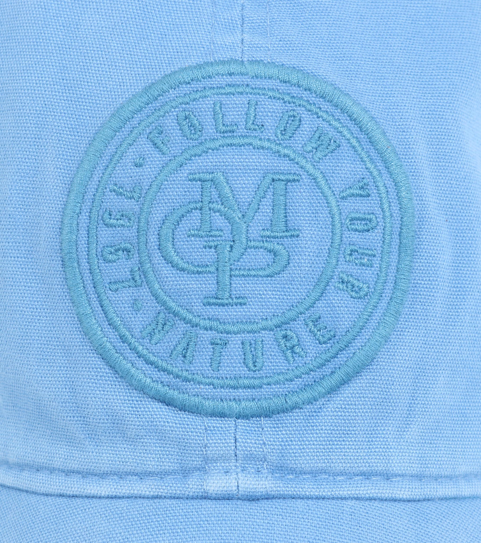 Marc O'Polo Cap Logo Blauw foto 1