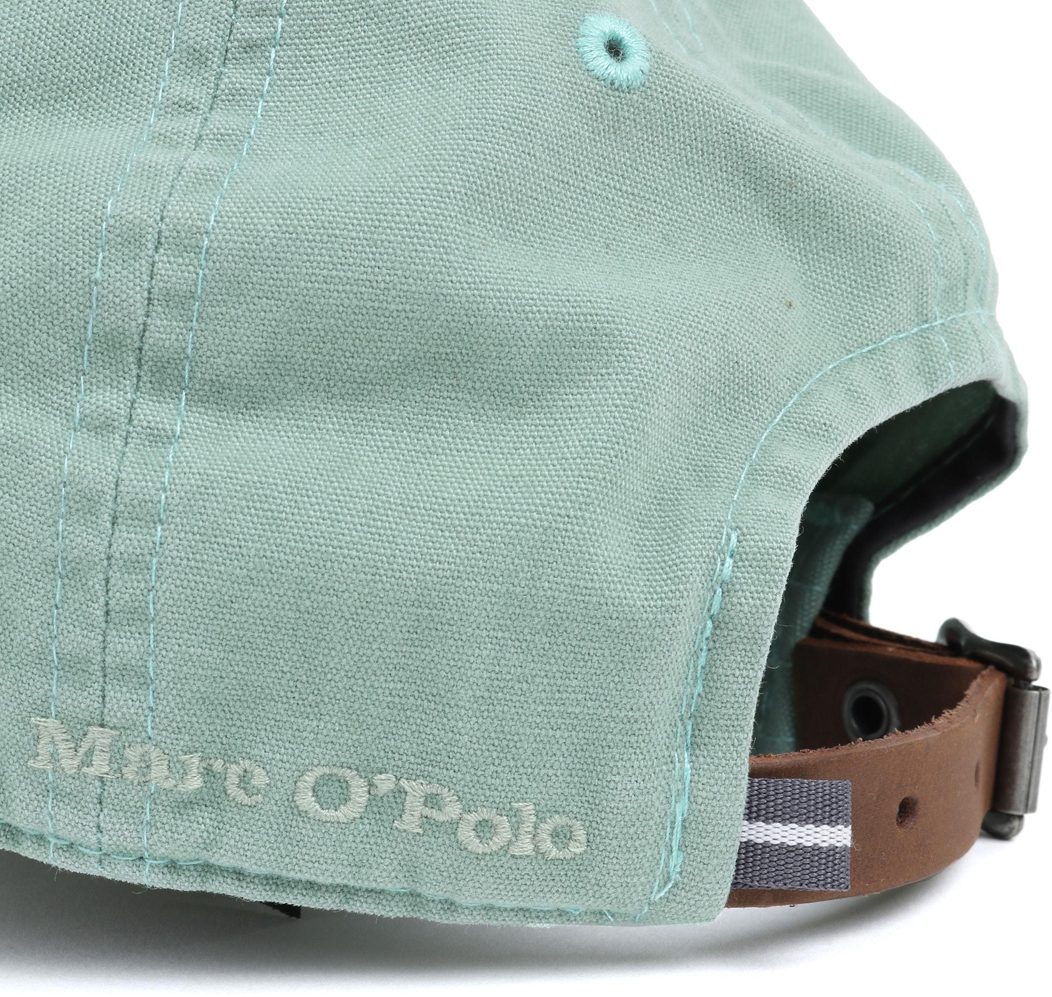 Marc O'Polo Cap Logo Groen foto 2