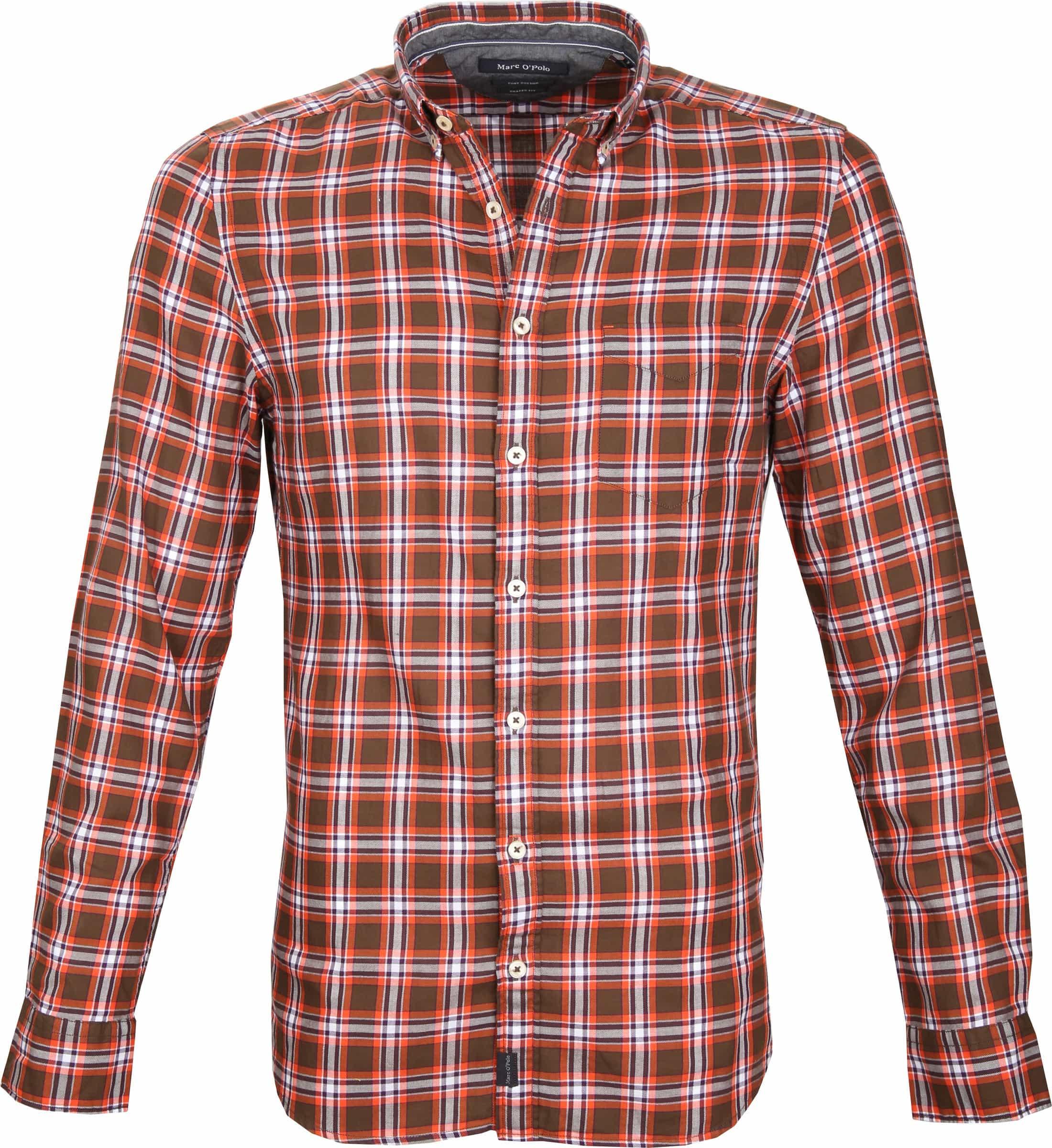 Marc O'Polo Casual Shirt Checks foto 0