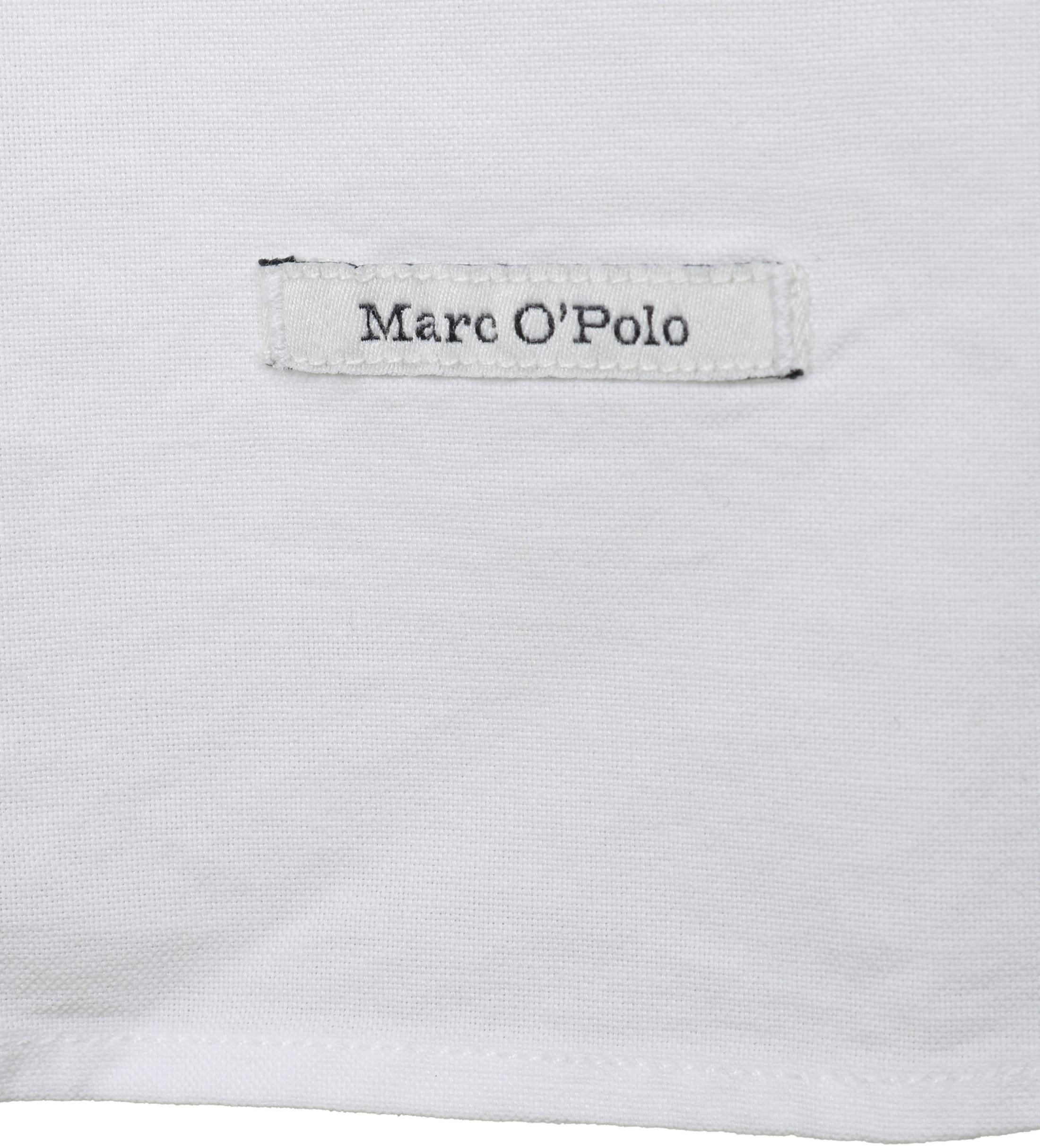 Marc O'Polo Hemd Weiss foto 2