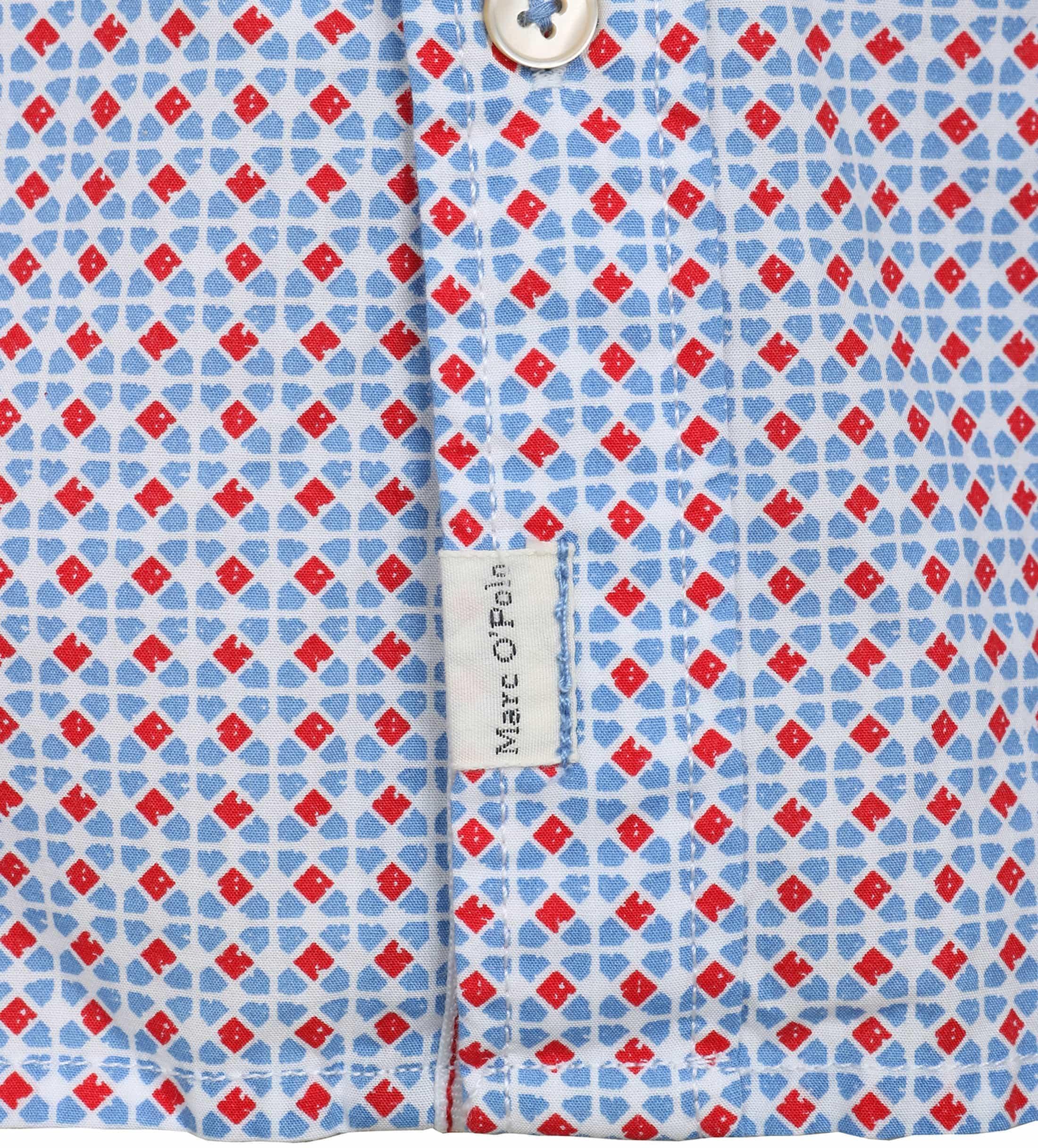 Marc O'Polo Overhemd Ruit foto 1