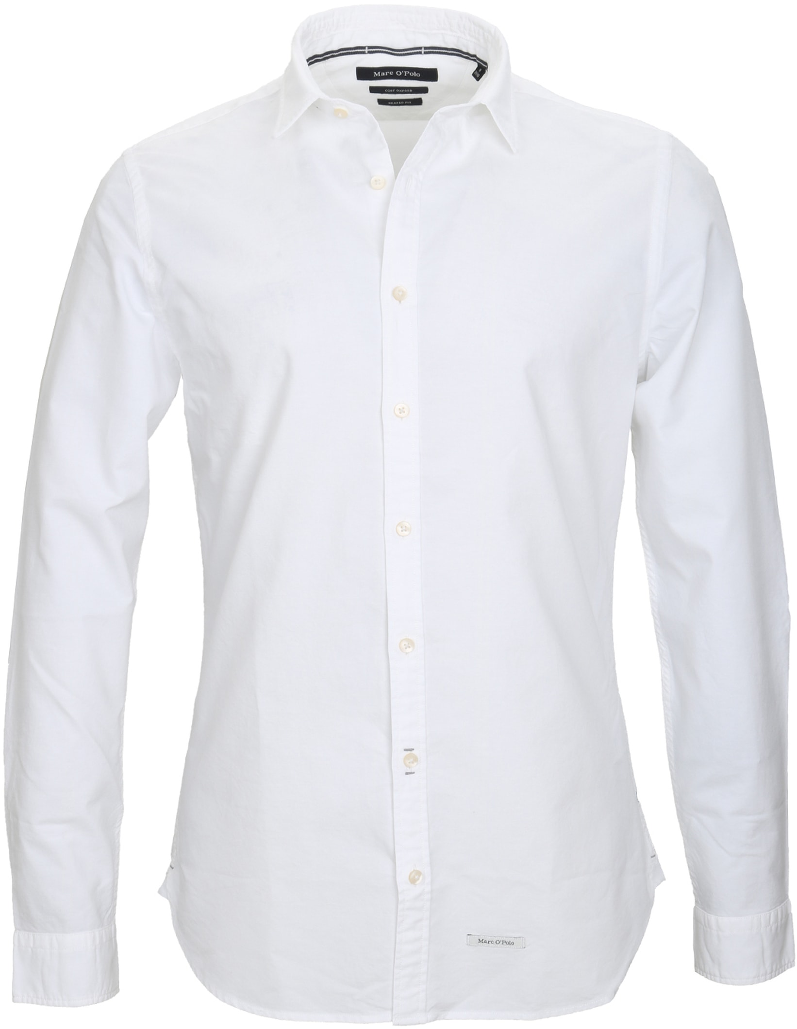 Marc O'Polo Overhemd Wit foto 0