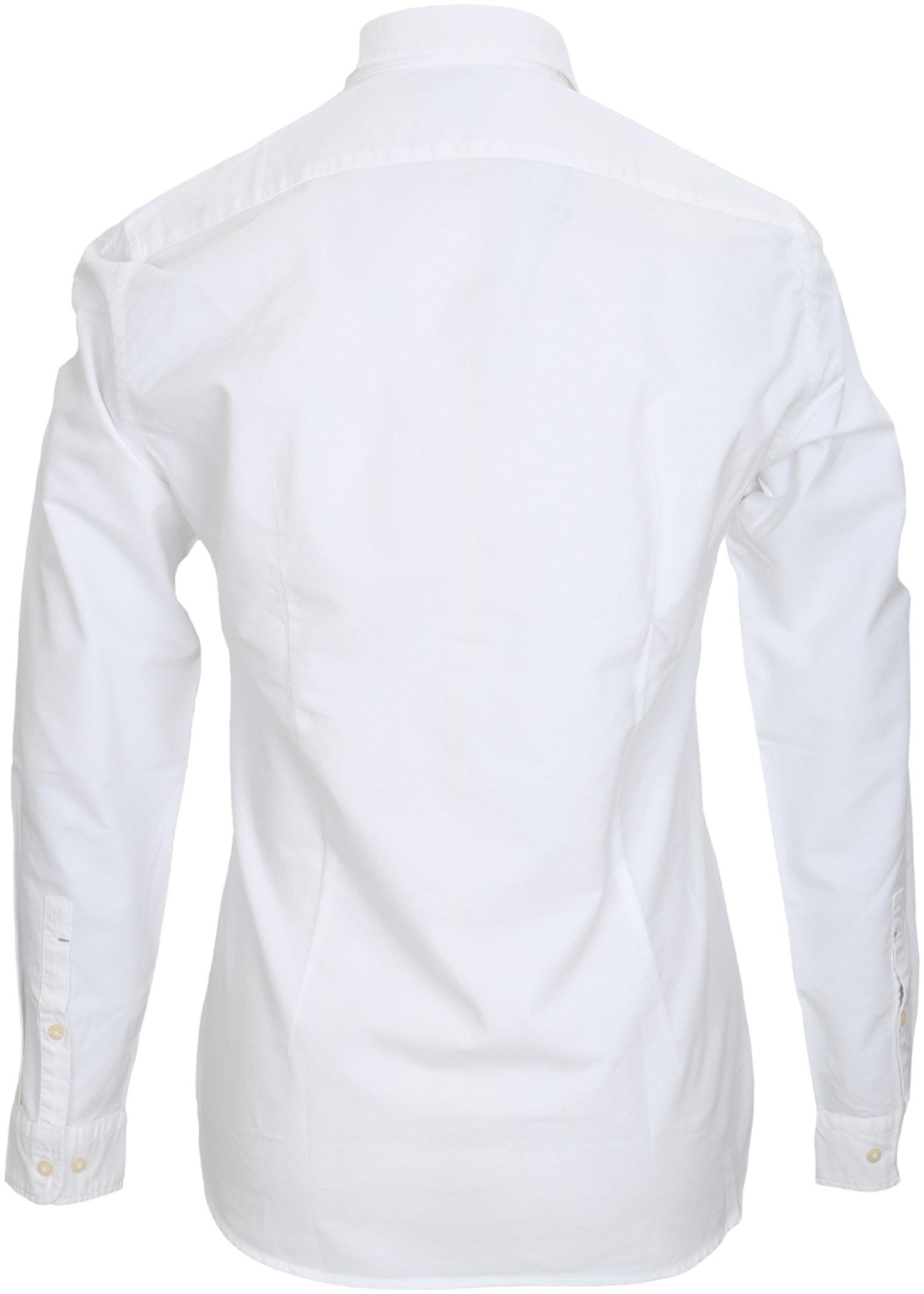 Marc O'Polo Overhemd Wit foto 3
