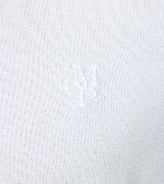 Marc O'Polo Poloshirt Uni Wit foto 1