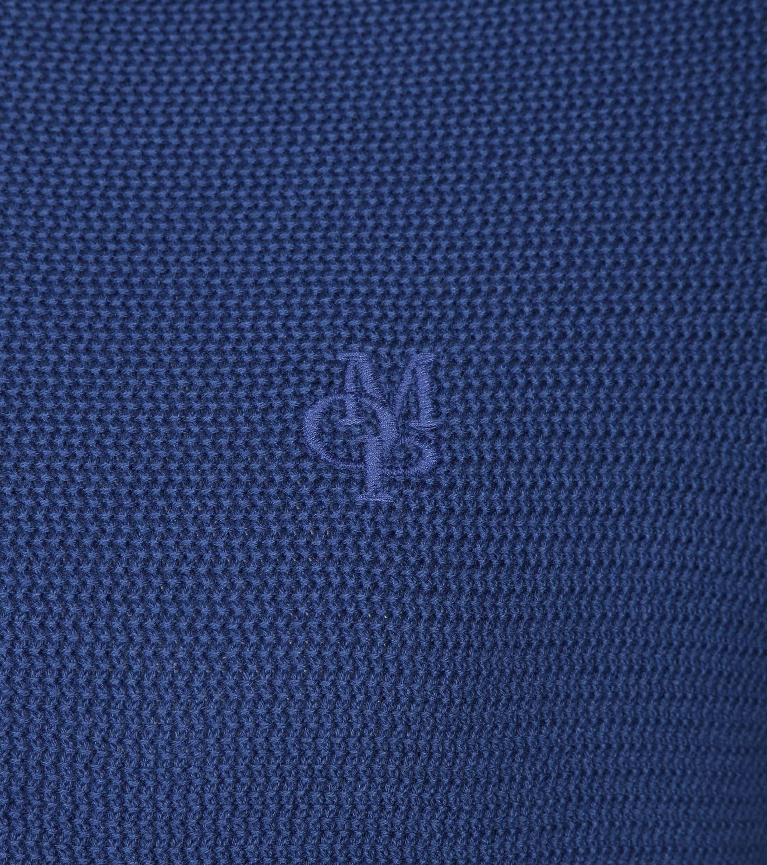 Marc O'Polo Pullover Blauw Katoen foto 1