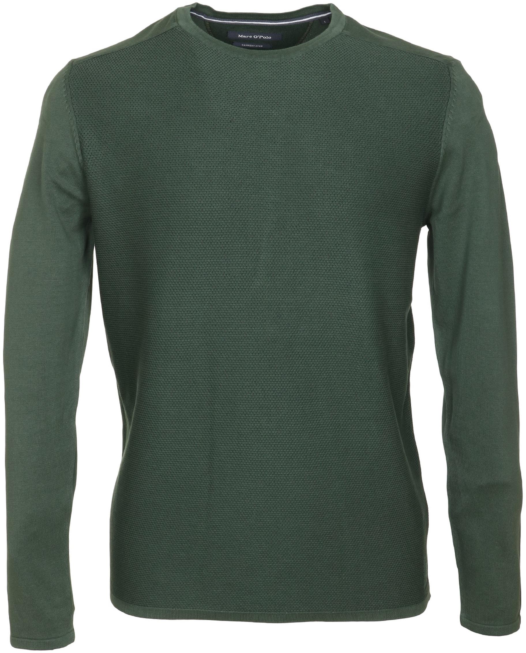 Marc O'Polo Pullover Groen foto 0