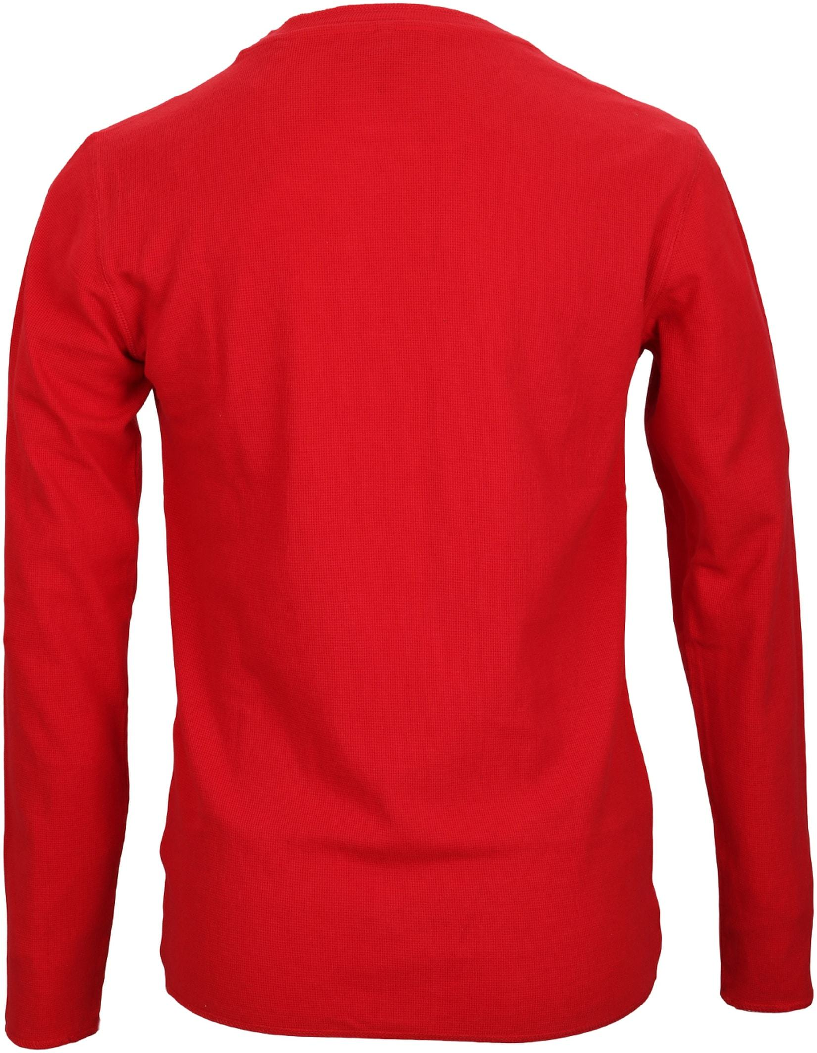 Marc O'Polo Pullover Rot foto 3