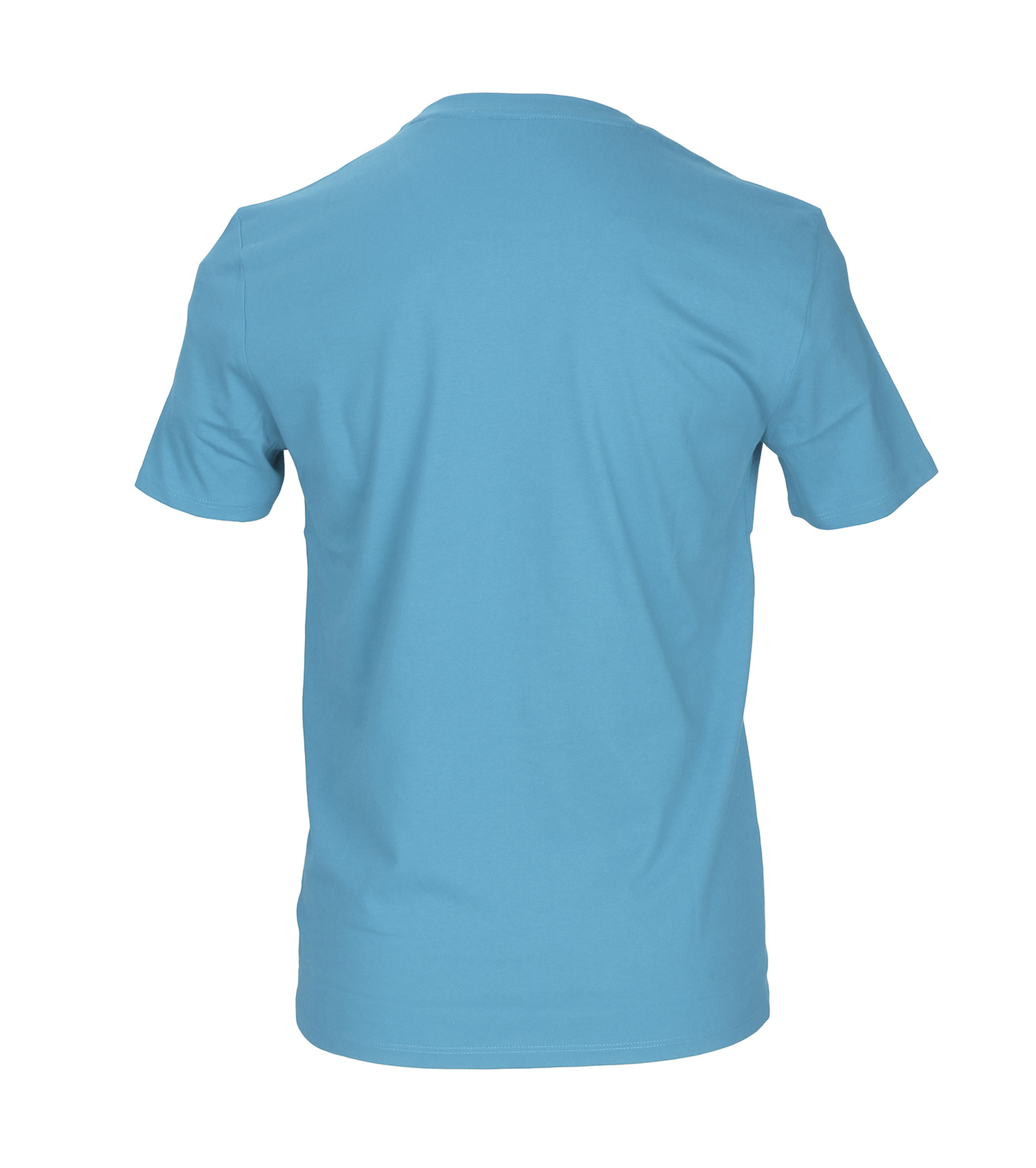 Marc O'Polo T-shirt Blauw foto 2