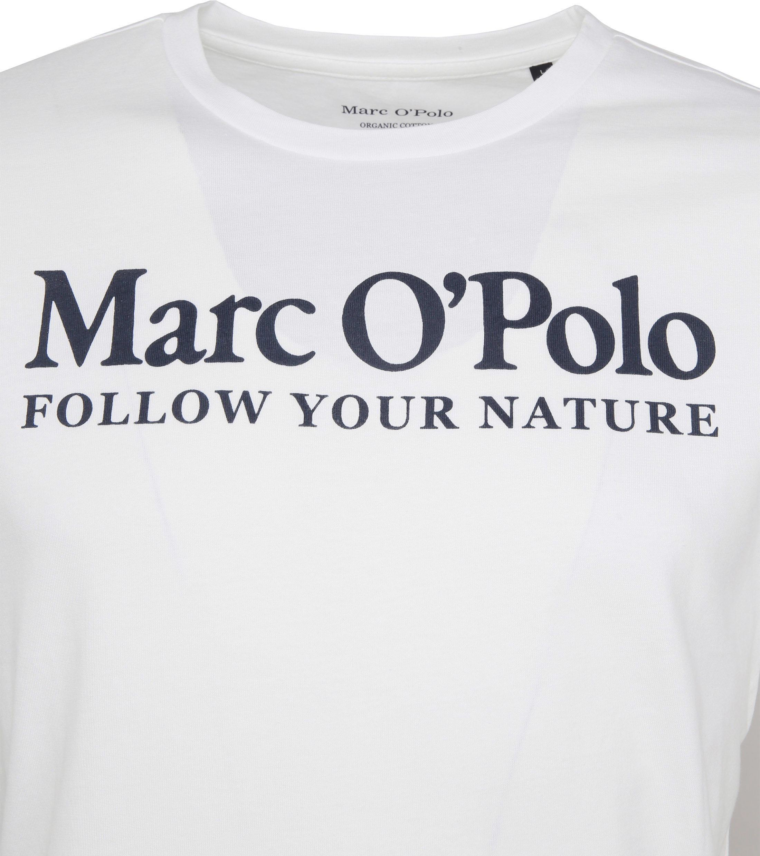 Marc O'Polo T-Shirt Nature White foto 1