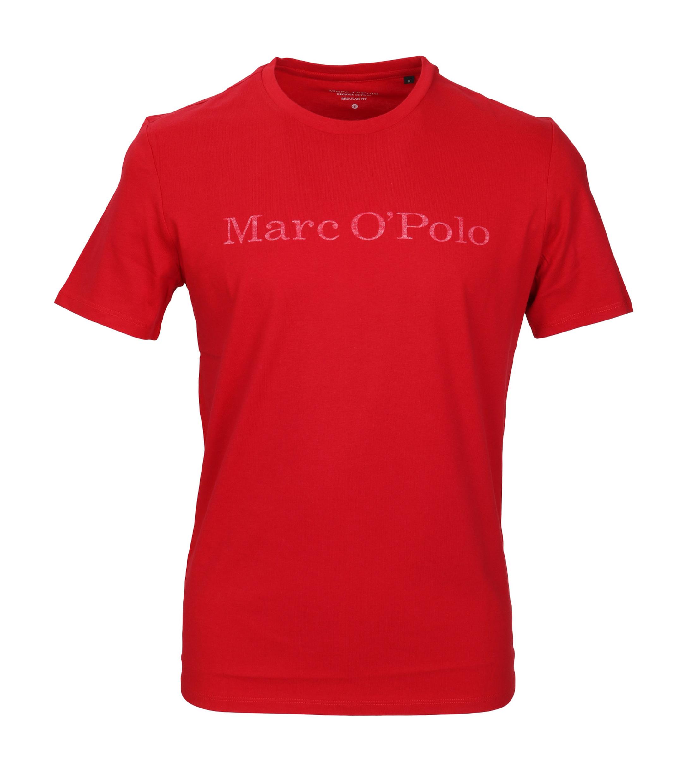Marc O'Polo T-shirt Rood foto 0