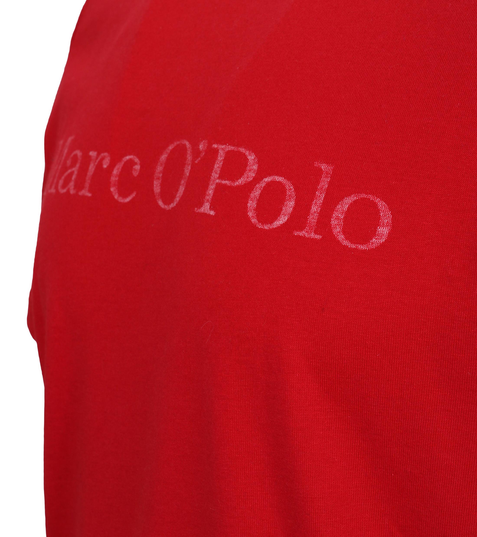 Marc O'Polo T-shirt Rood foto 1