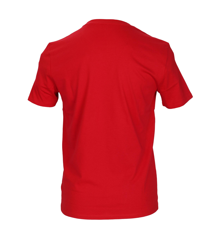 Marc O'Polo T-Shirt Rot foto 2
