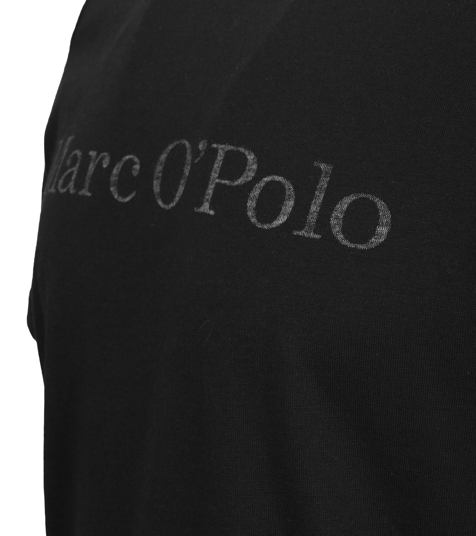 Marc O'Polo T-Shirt Schwarz foto 1
