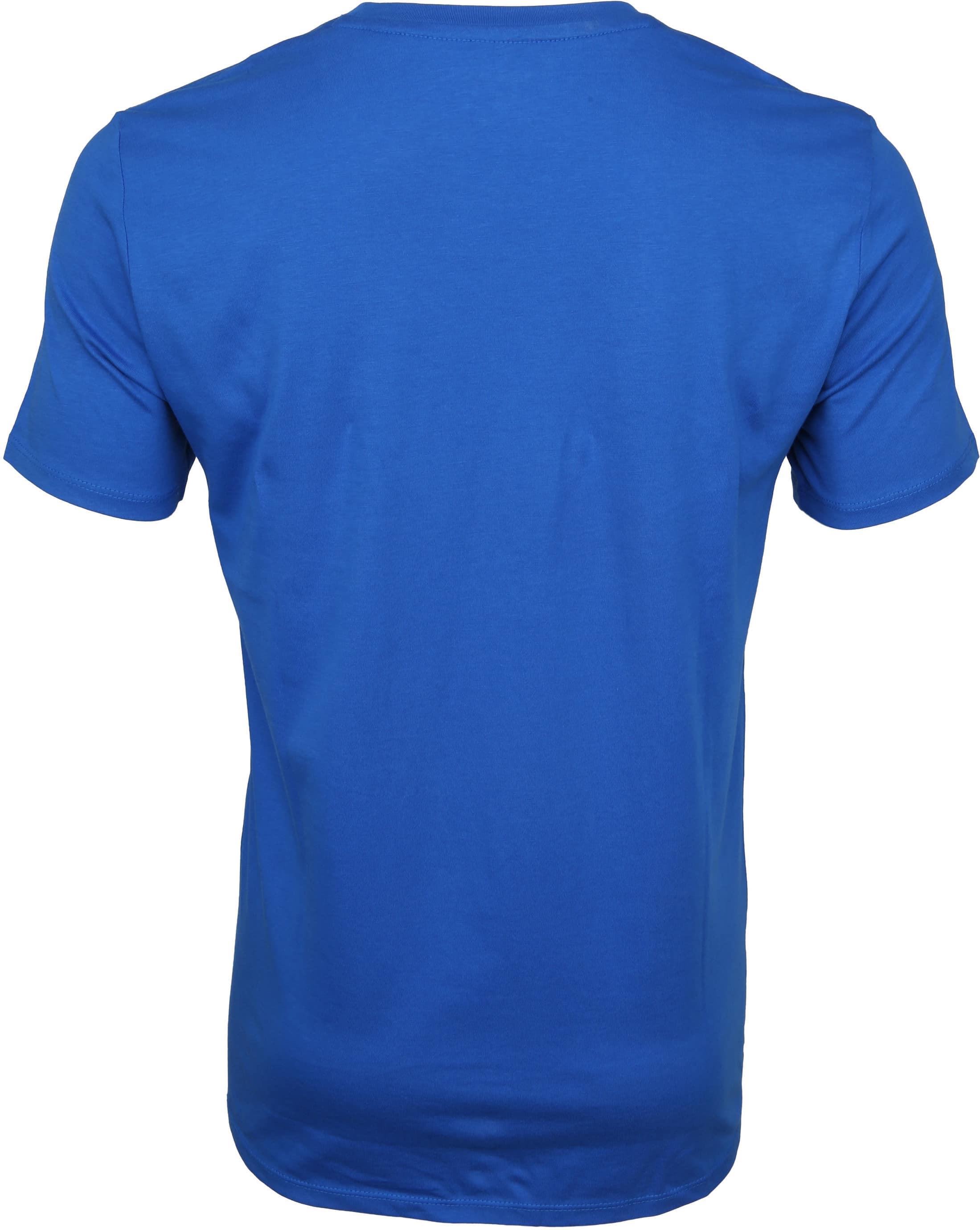 Marc O'Polo T-Shirt Victoria Blau foto 2