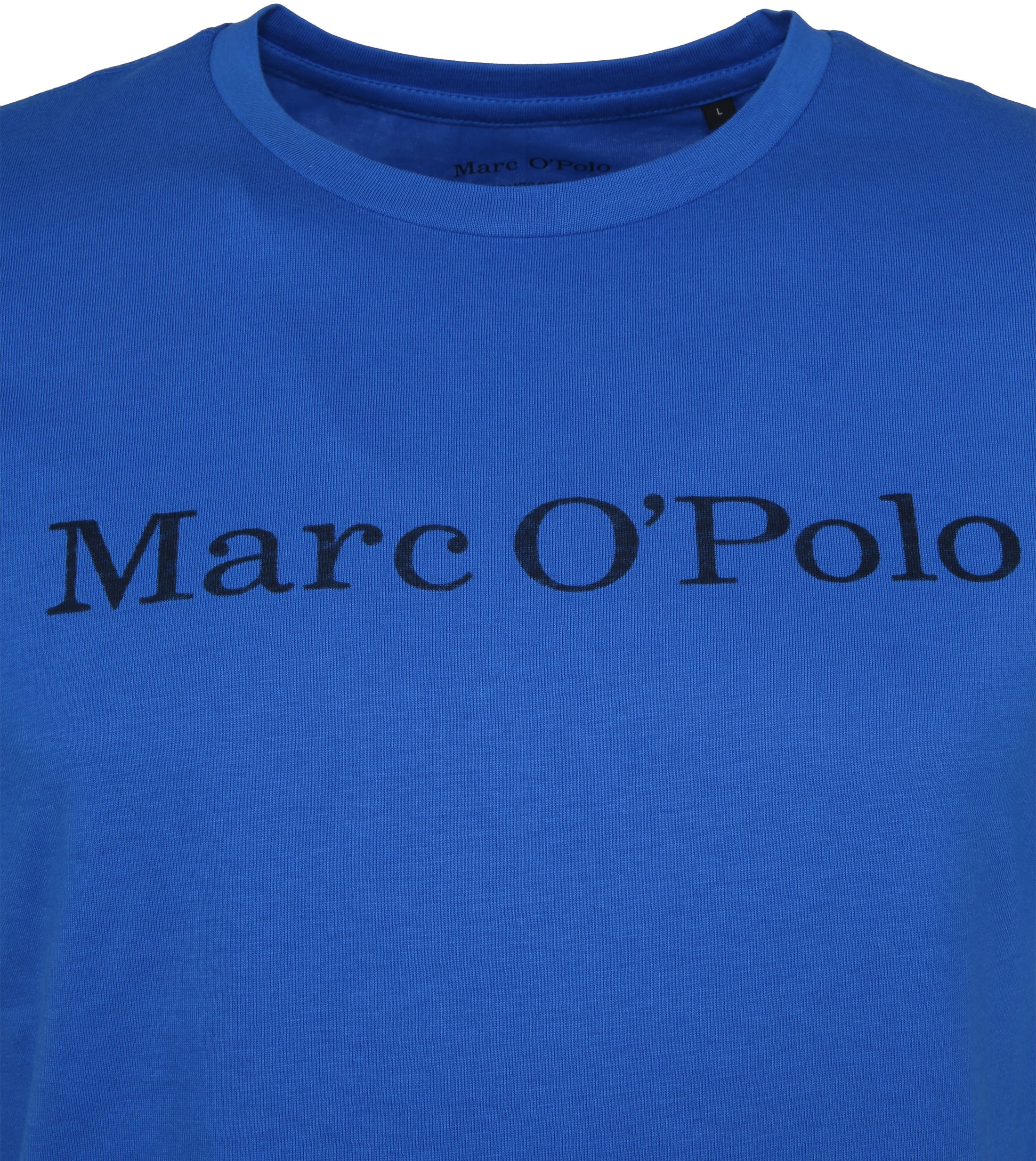 Marc O'Polo T-Shirt Victoria Blue foto 1