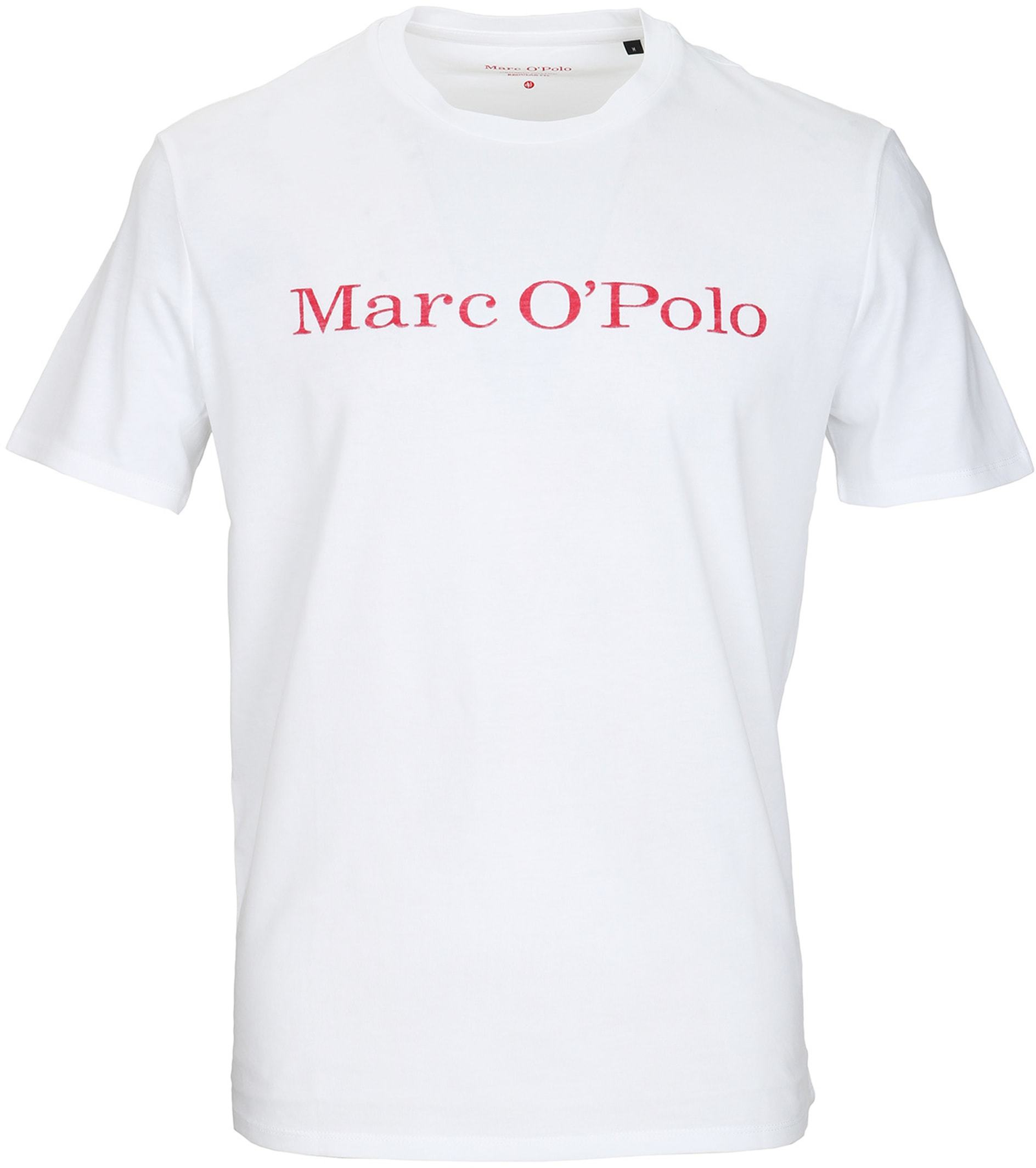 Marc O'Polo T-Shirt Weiß foto 0