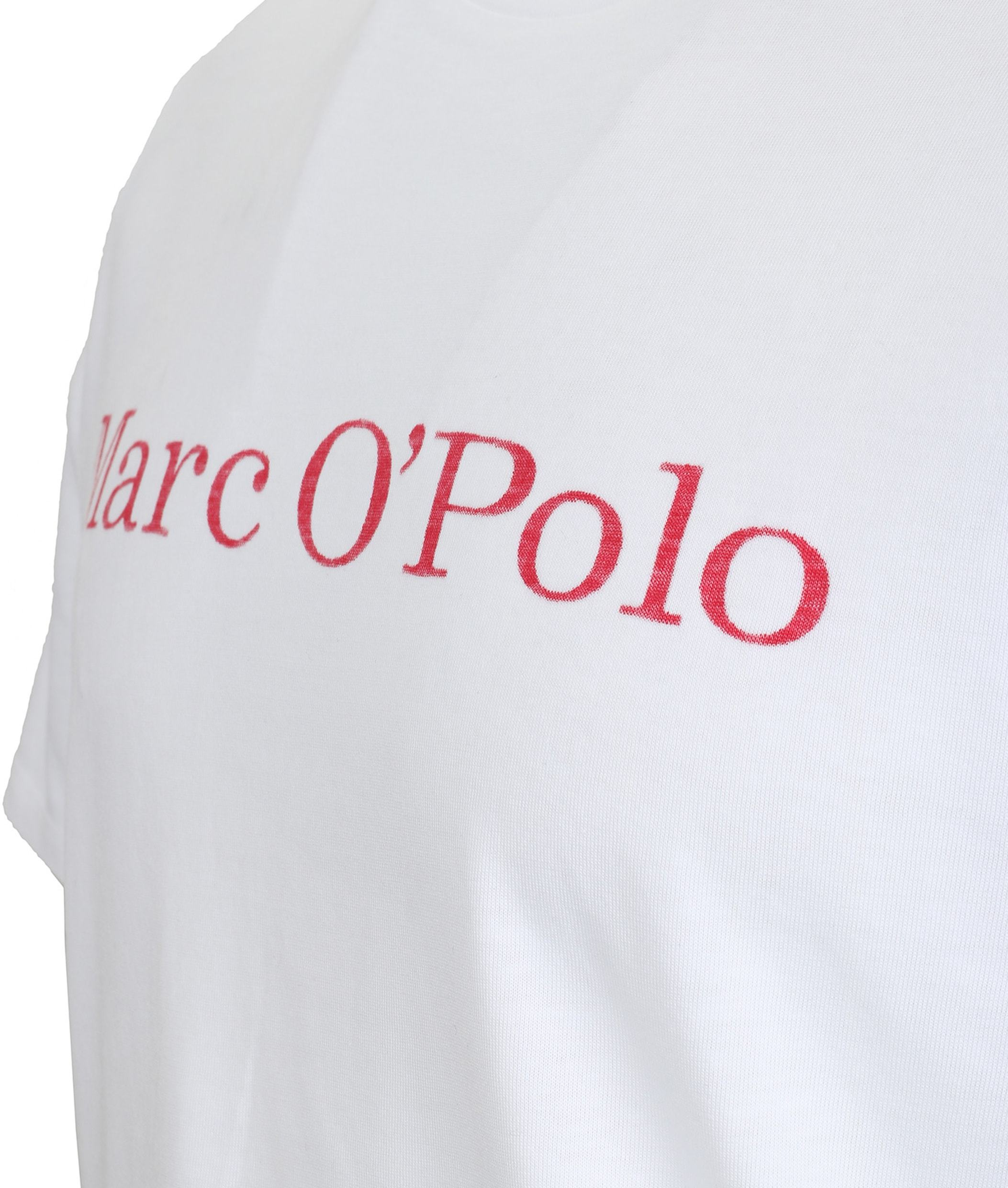 Marc O'Polo T-Shirt Weiß foto 1