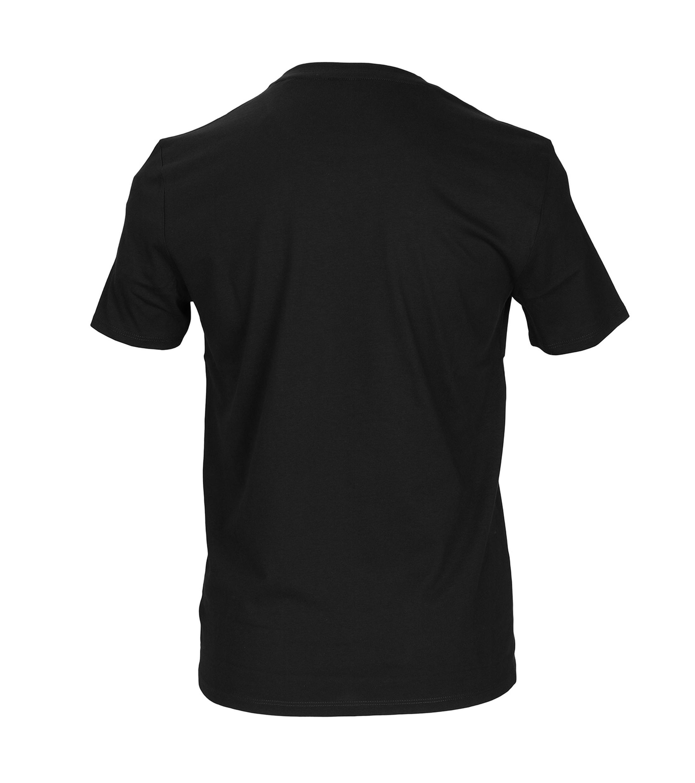 Marc O'Polo T-shirt Zwart foto 2