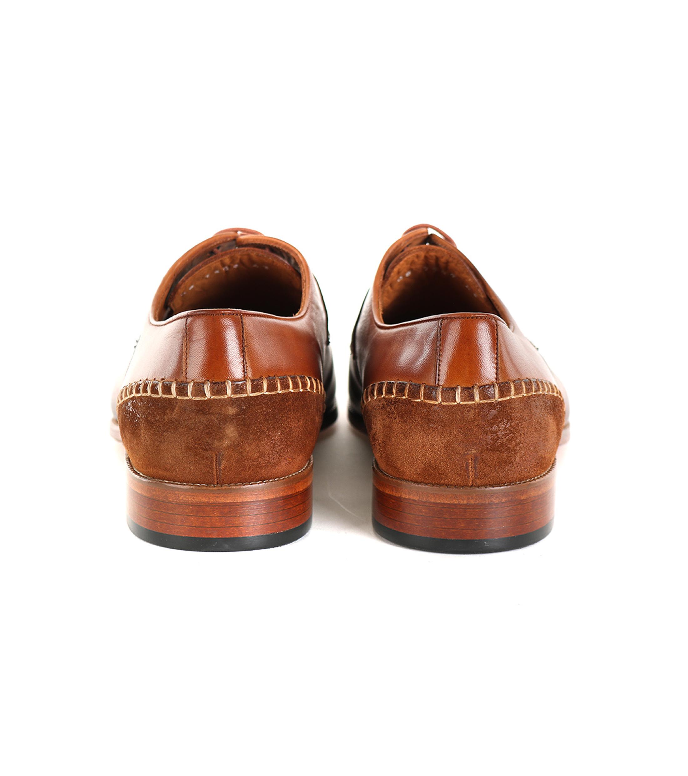 Melik Chaussures Antonello Cognac ycxbhV