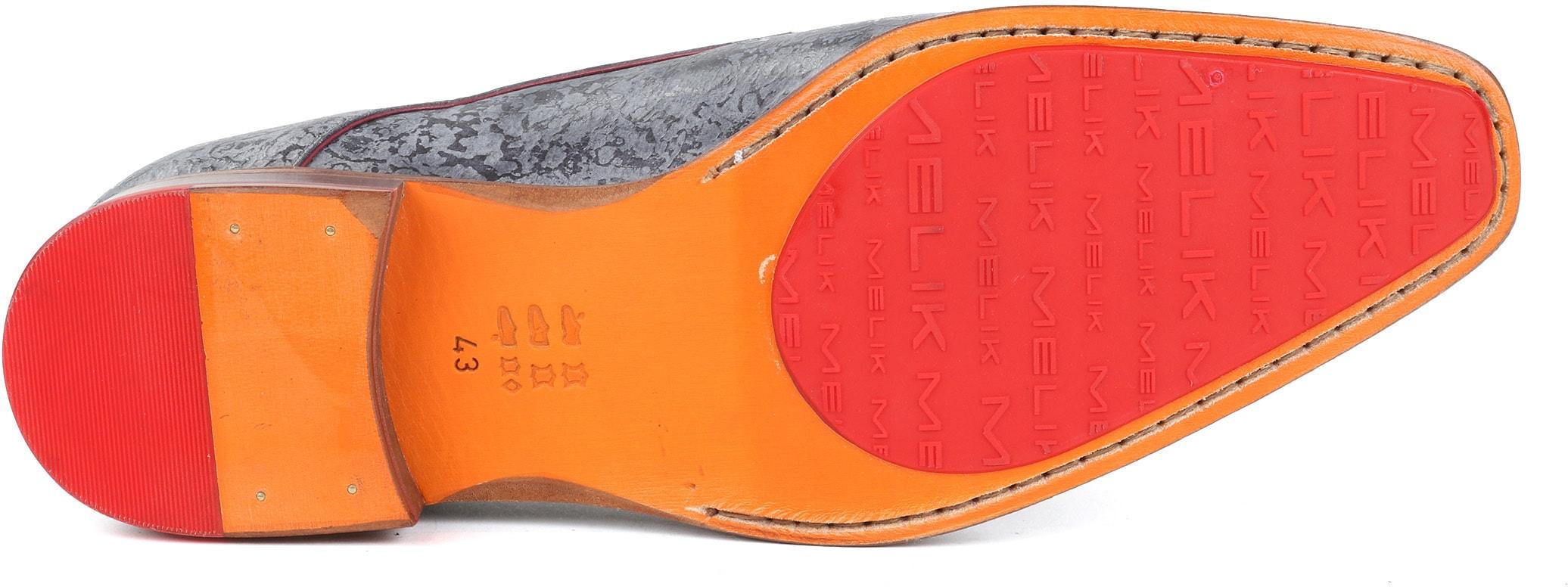 Chaussures Melik Gris Cratère Atri fIlF9