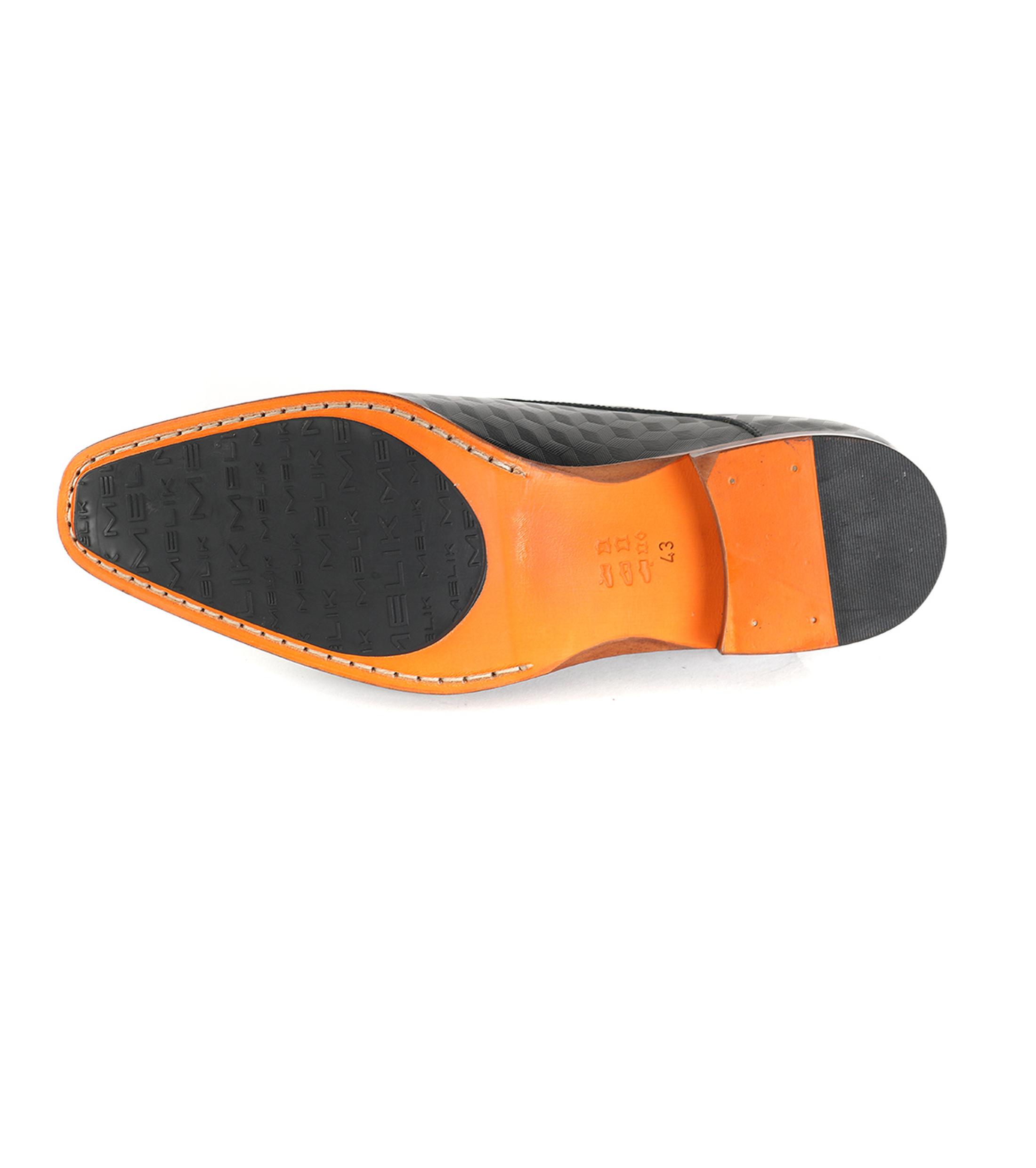 Chaussures Noires De Melik GGX4LBR