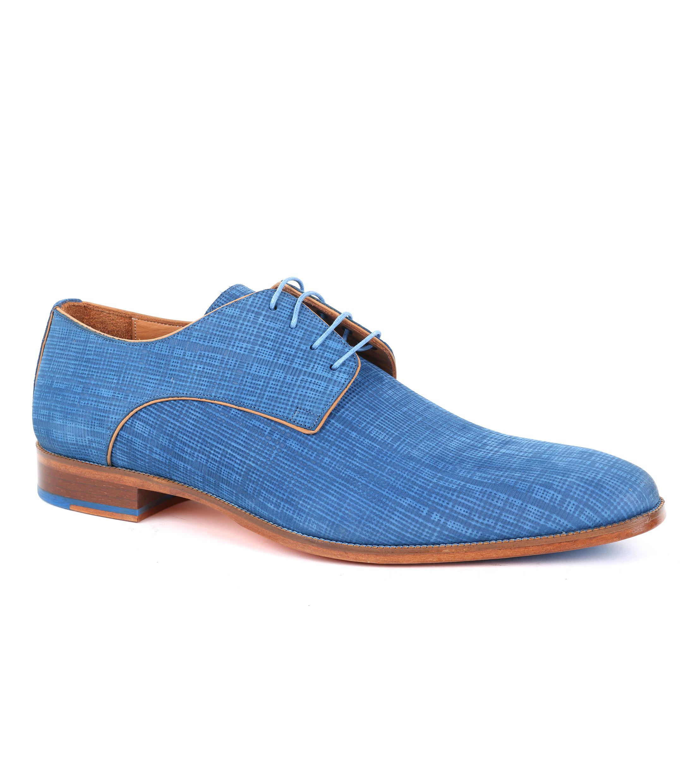 Melik Schoenen Matrix Blauw foto 0