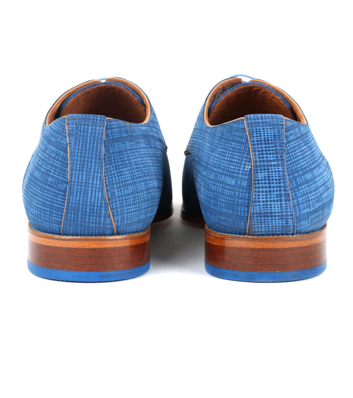 Melik Schoenen Matrix Blauw foto 3