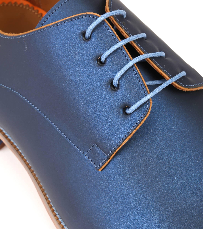 Melik Schoenen Orsino Blauw foto 1