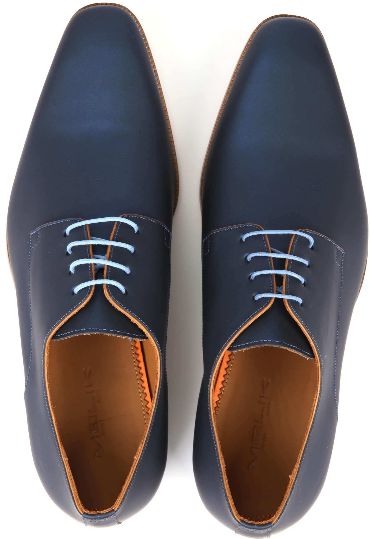 Melik Schoenen Orsino Blauw foto 2