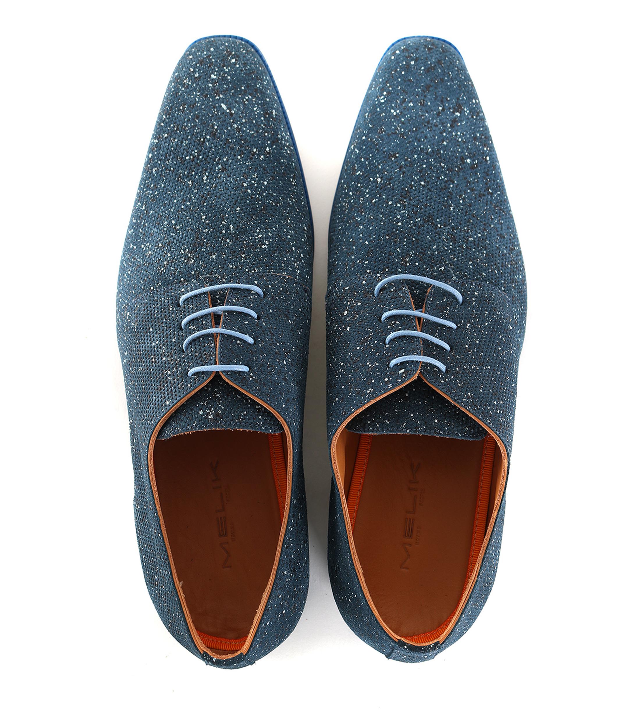 Chaussures Melik Marine Pise wFUWM