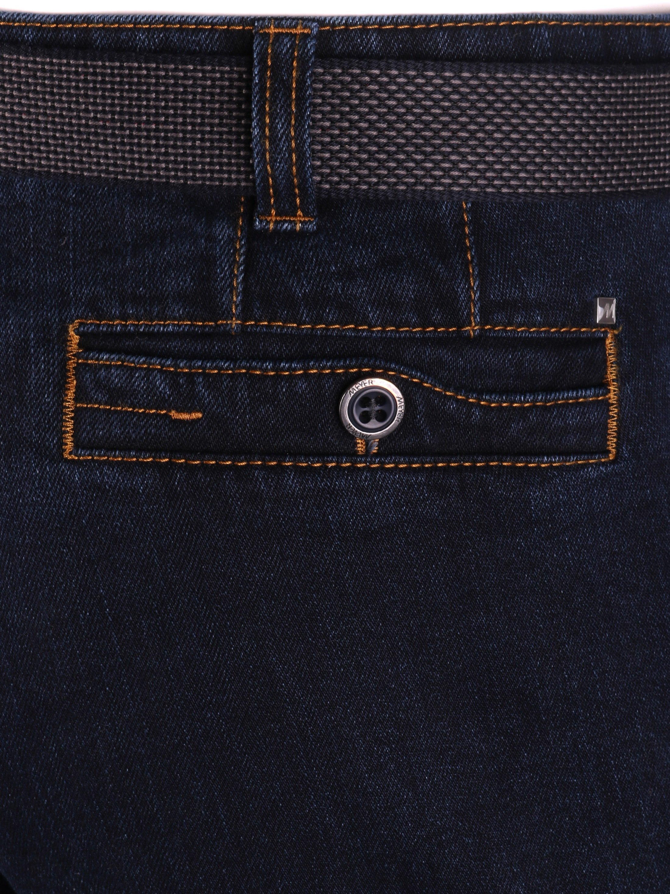 Meyer Jeans Diego Blue foto 4