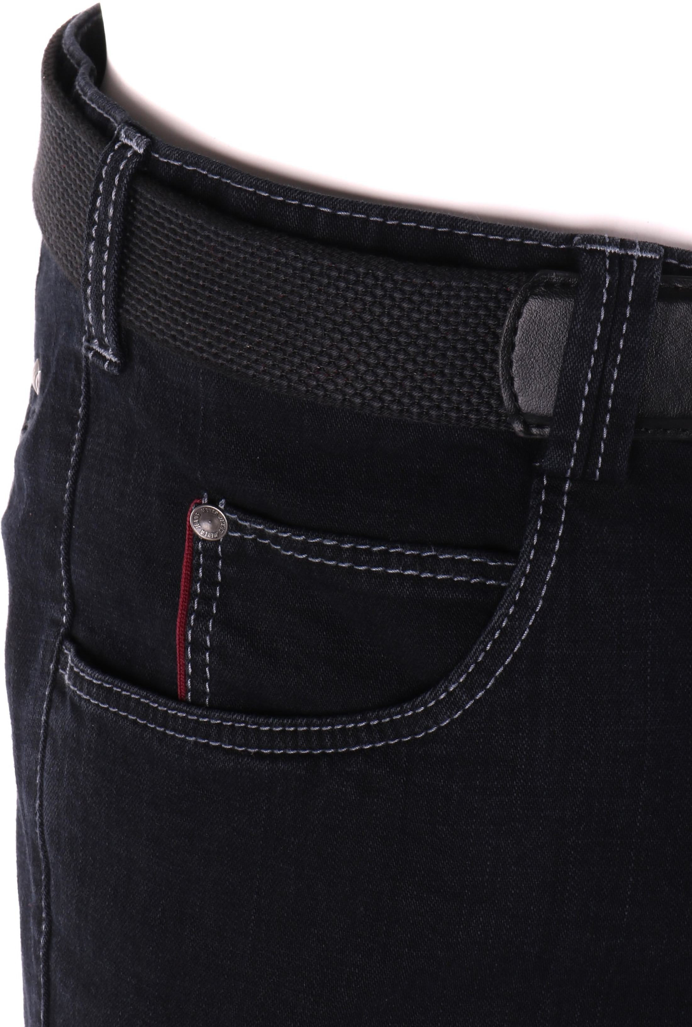 Meyer Jeans Diego Dark Blue