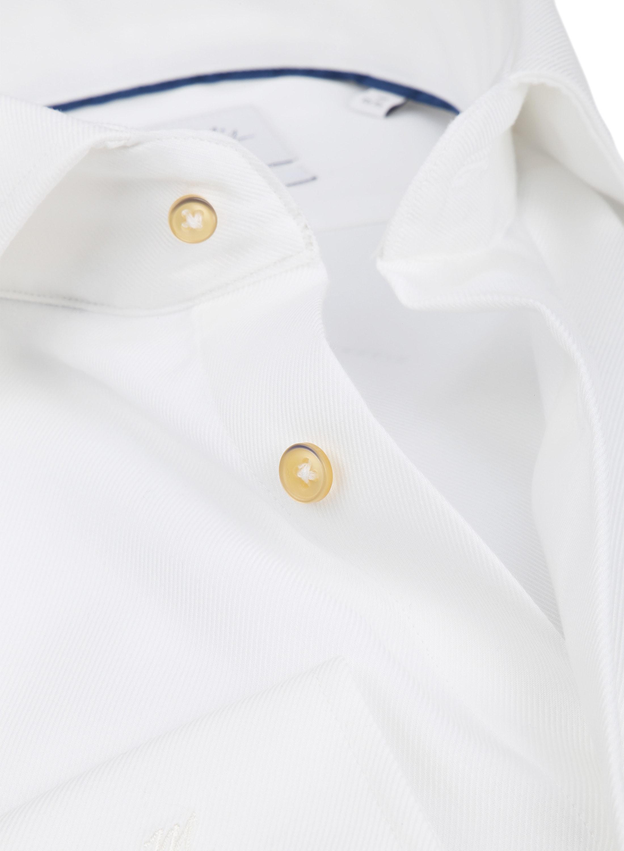 Michaelis Overhemd Strijkvrij Wit foto 1