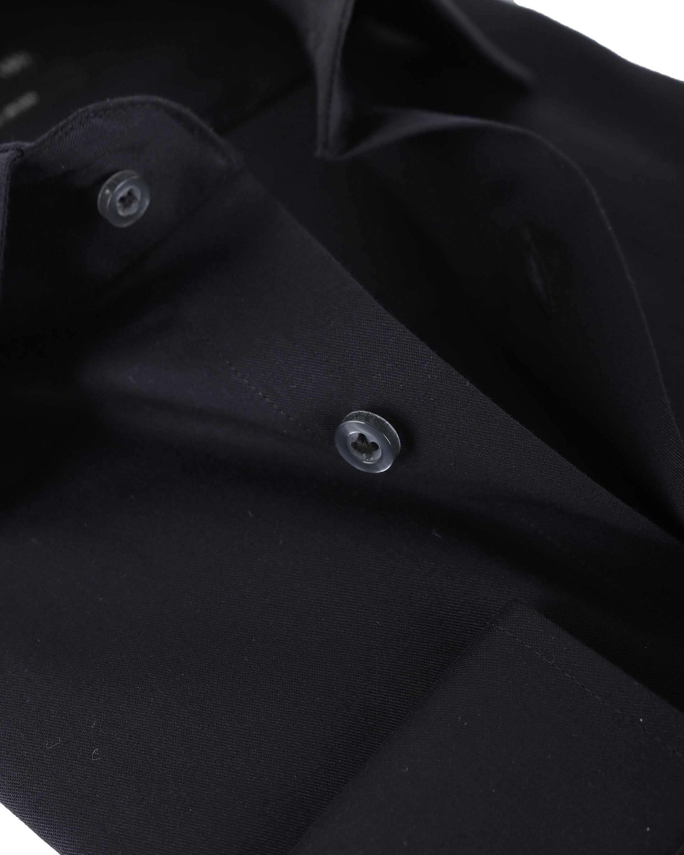 Michaelis Overhemd Zwart SL7 foto 2