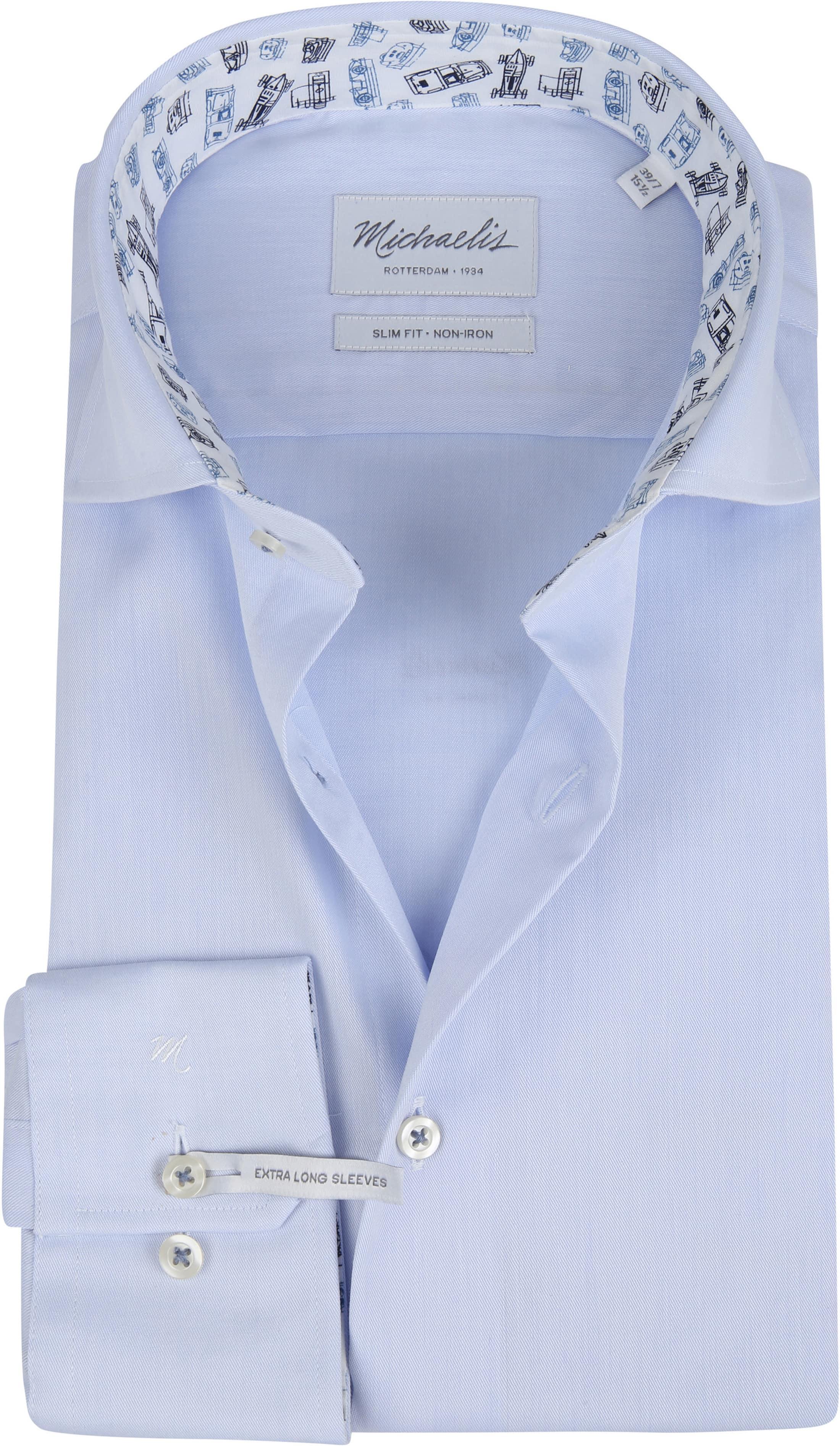Michaelis Shirt SL7 Blue  foto 0