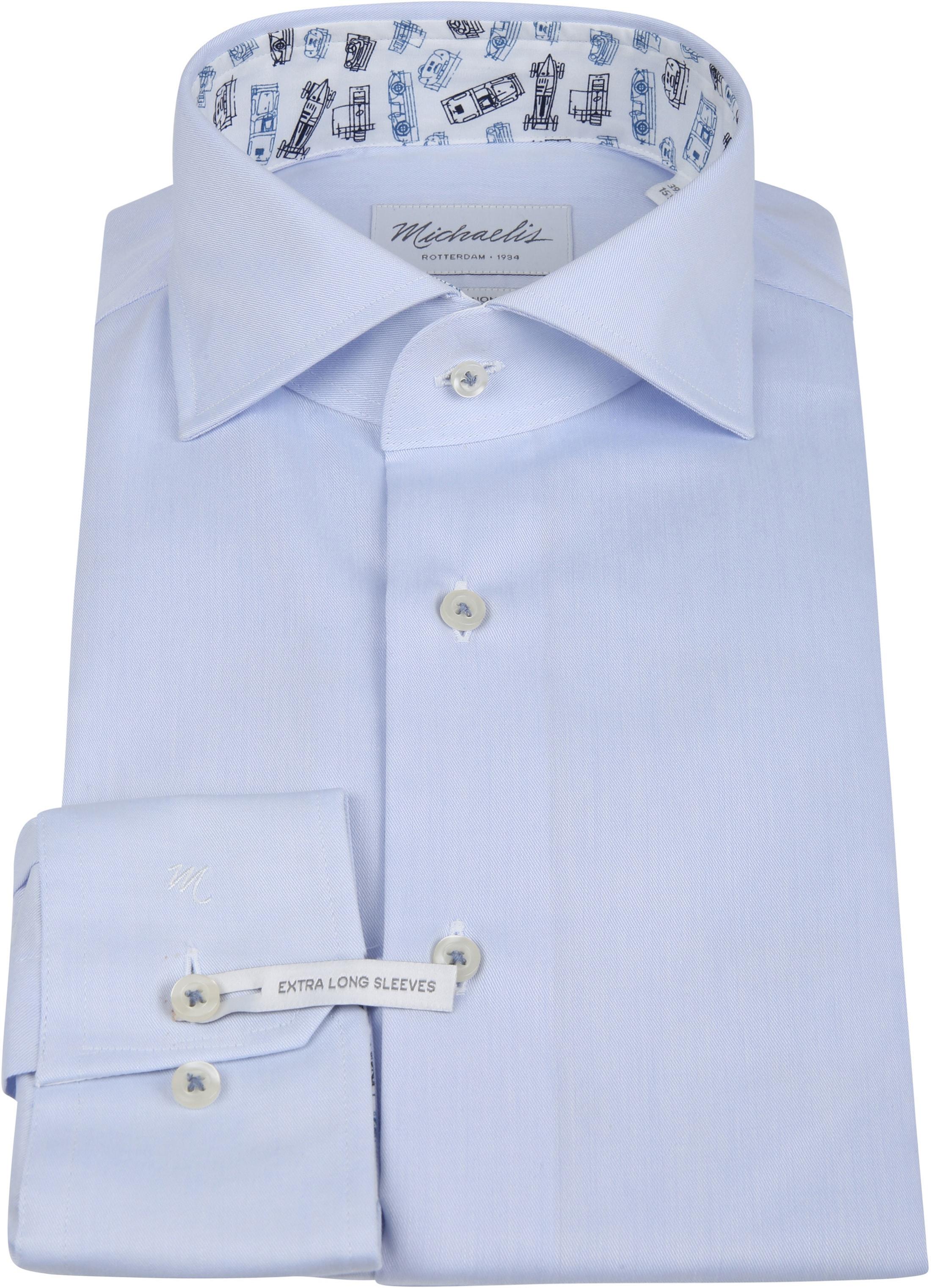 Michaelis Shirt SL7 Blue  foto 2