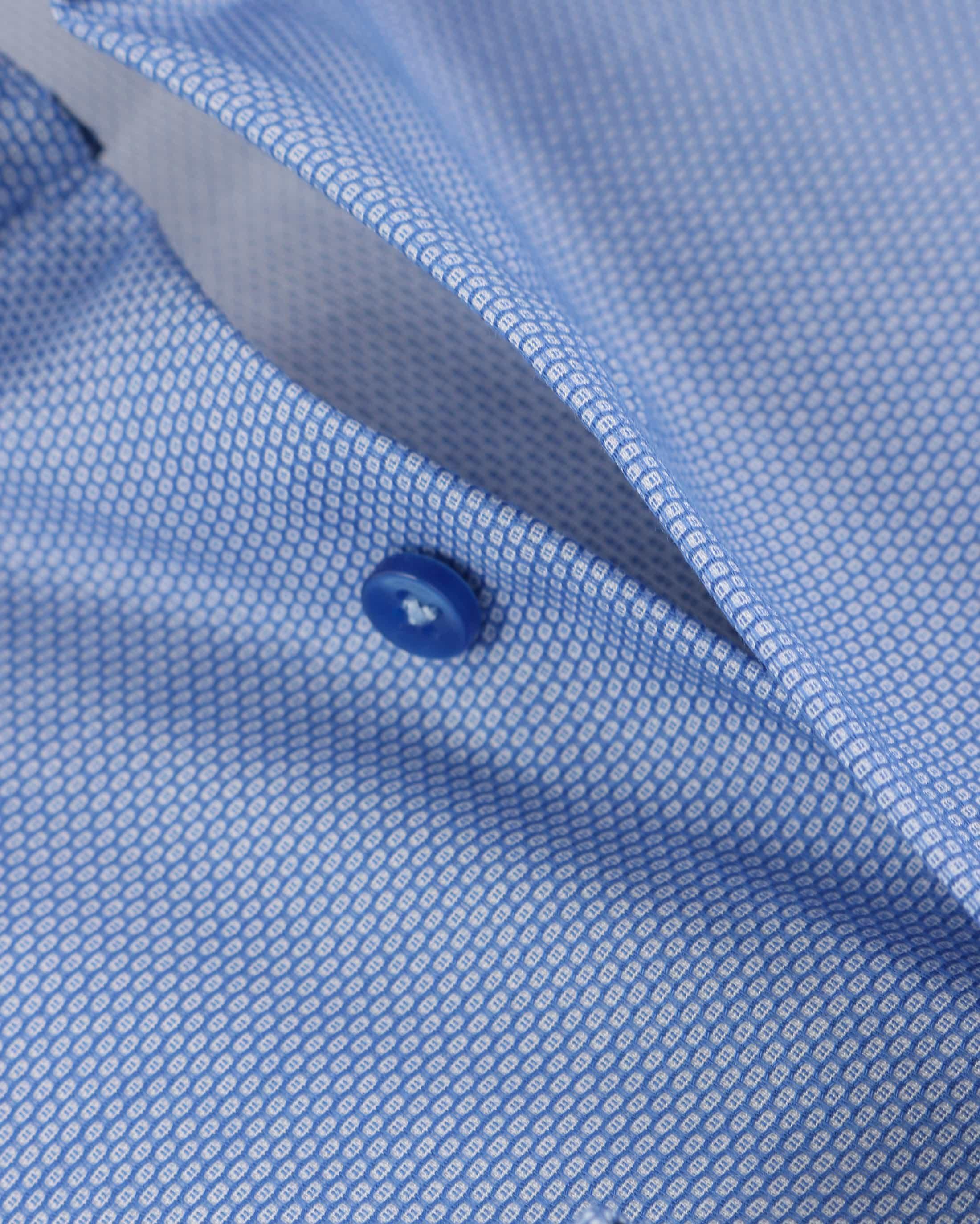 Mouwlengte 7 Overhemd Blauw 150-3 foto 3