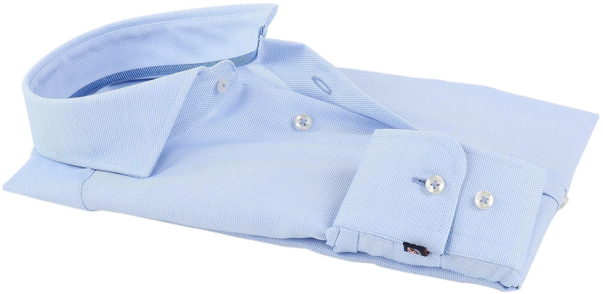 Mouwlengte 7 Overhemd Blauw 150-4 foto 2