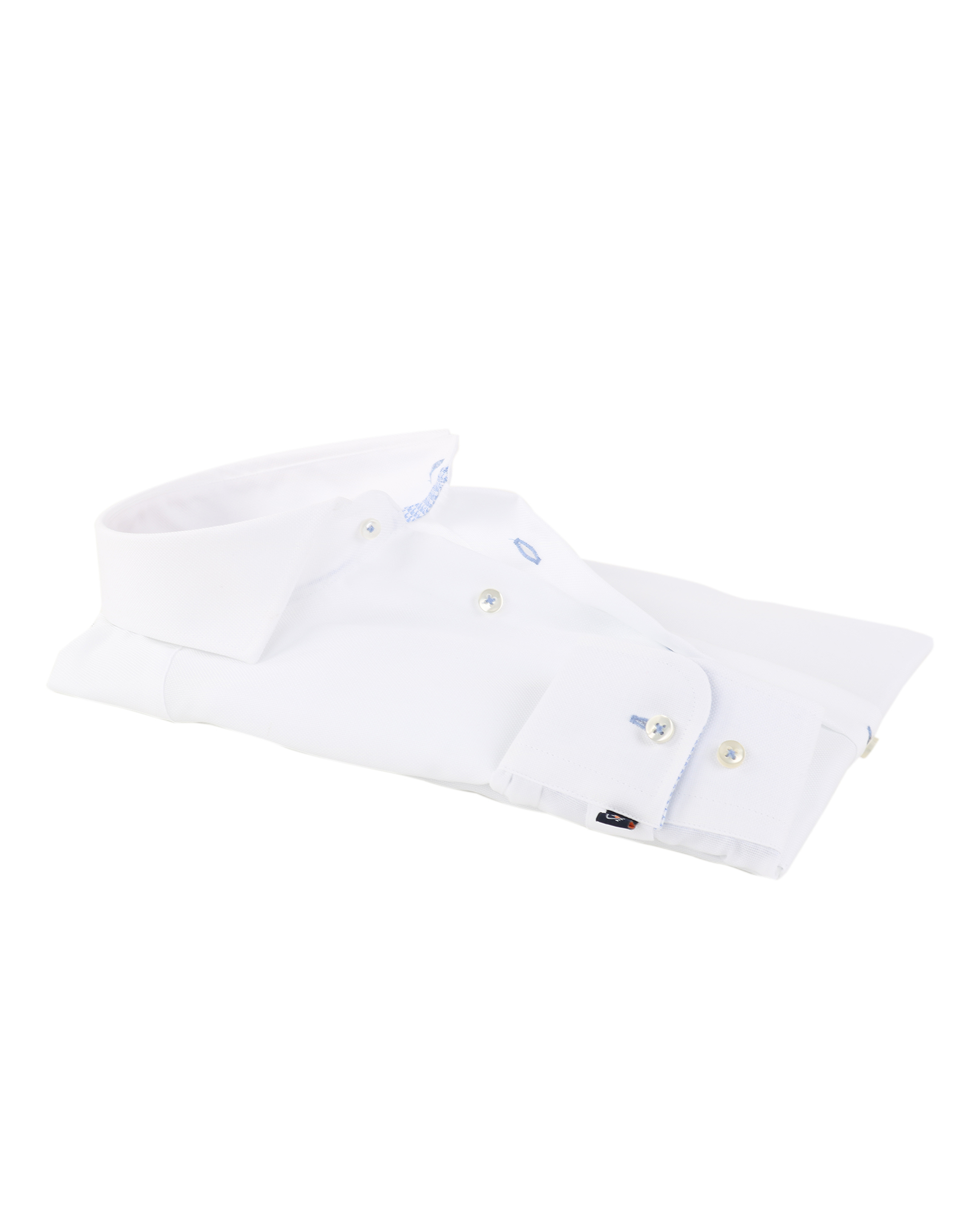 Mouwlengte 7 Overhemd Wit 150-1 foto 2