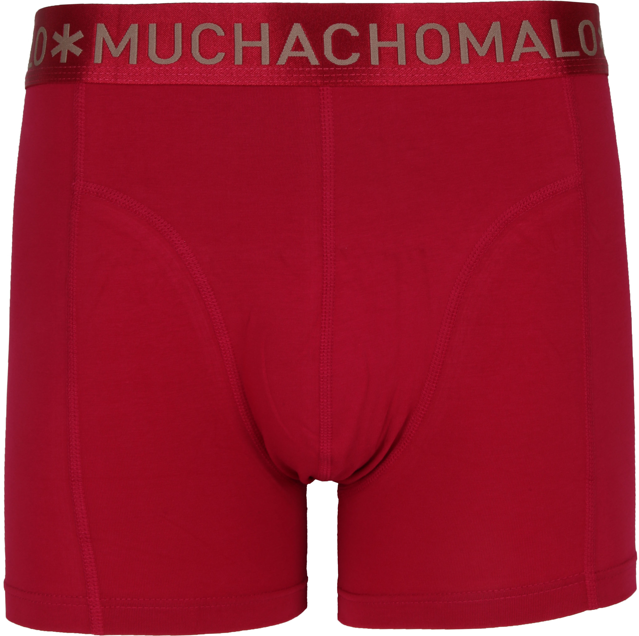 Muchachomalo Boxershort Gift Tube Rood