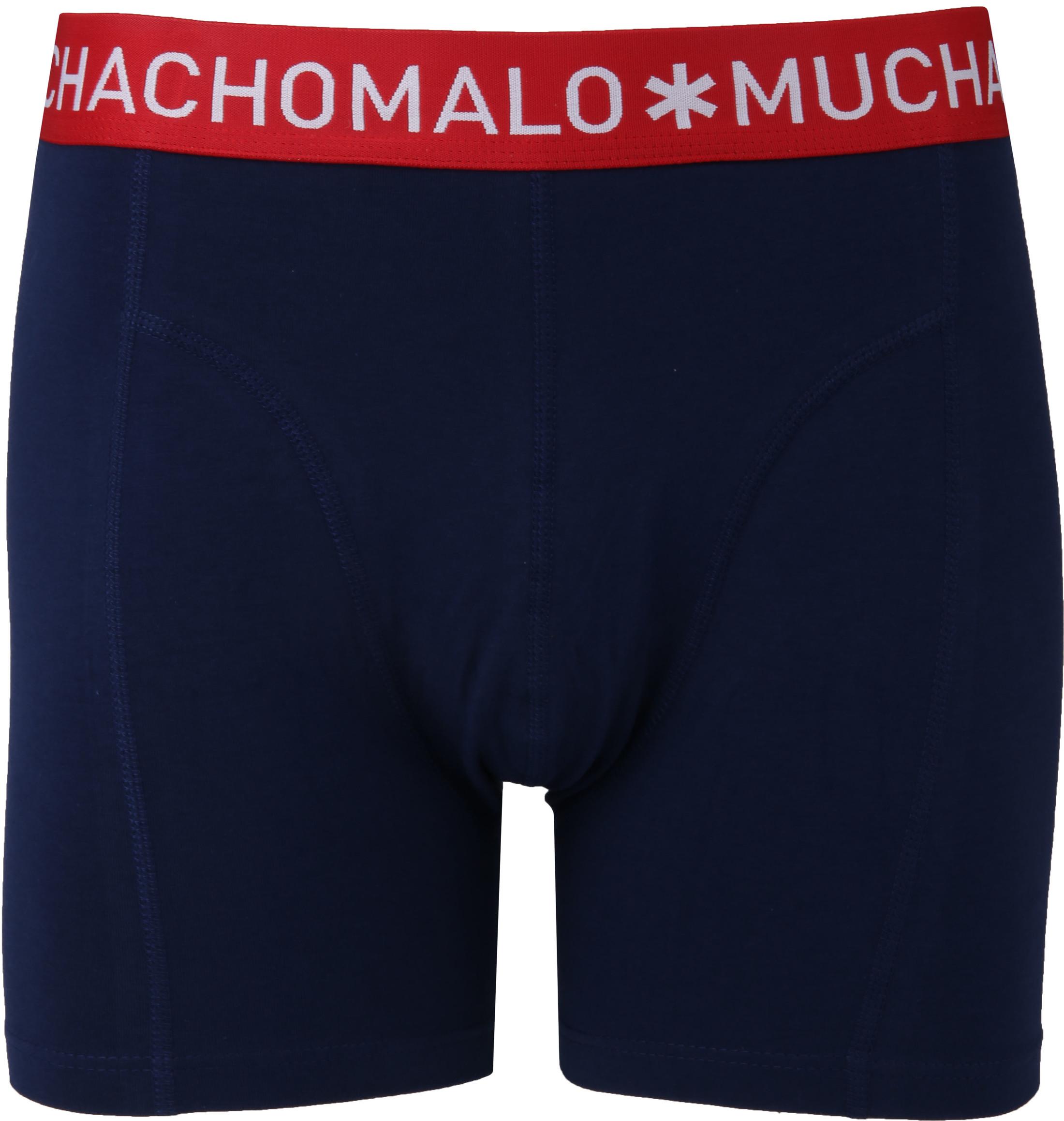 Muchachomalo Boxershorts 3-Pack 281
