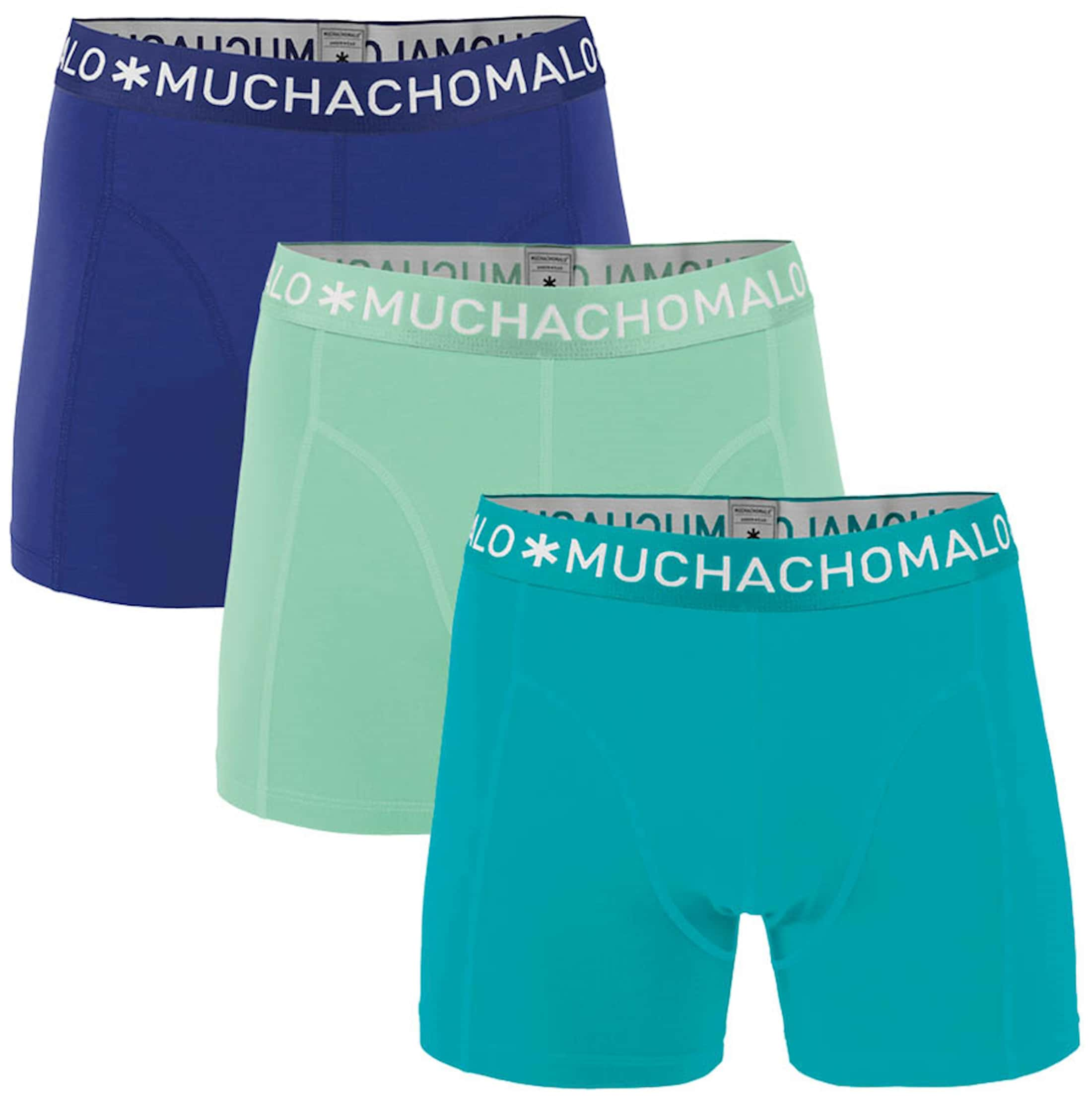 Muchachomalo Boxershorts 3-Pack 282 foto 0