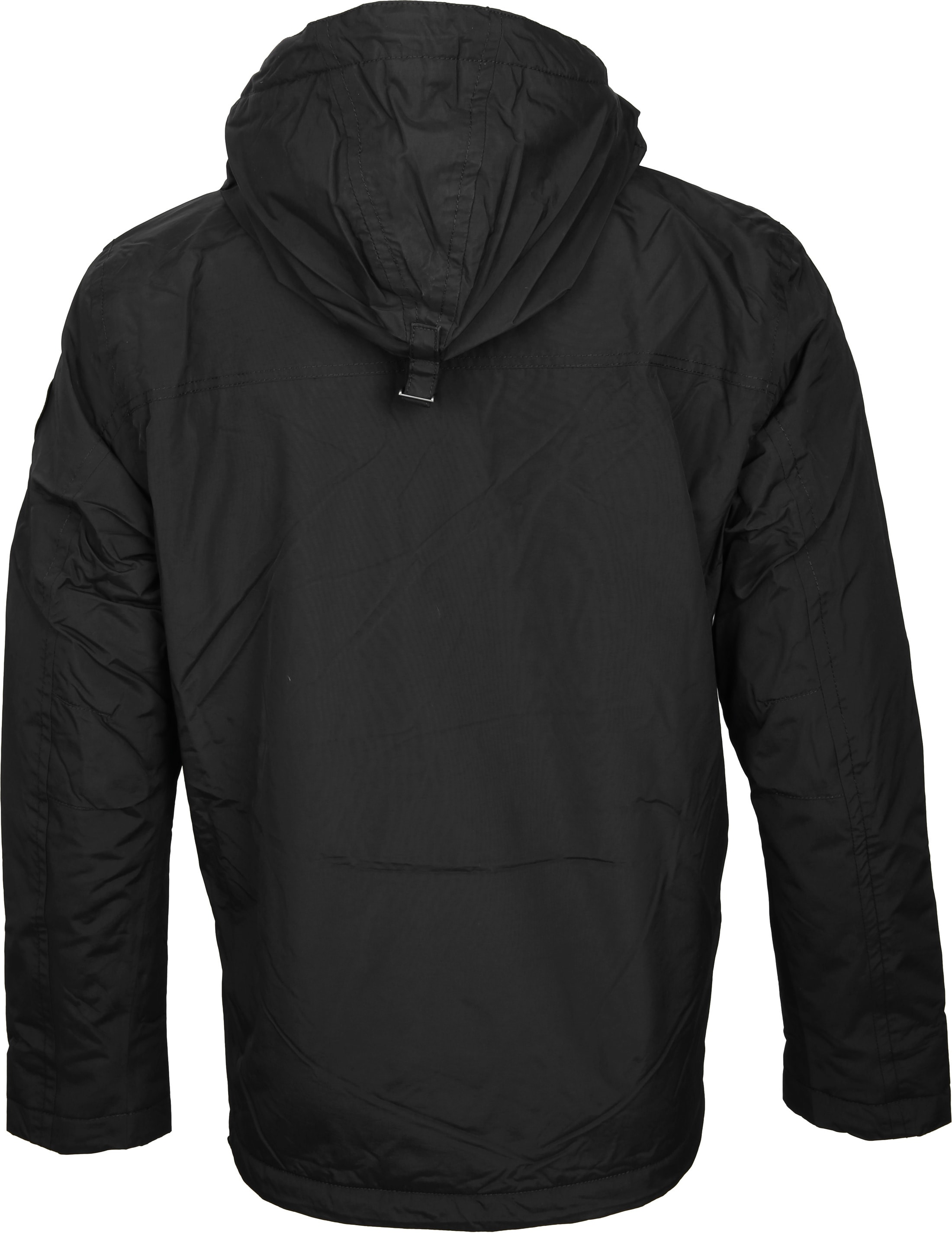 Napapijri Anorak Rainforest Pocket Black foto 5