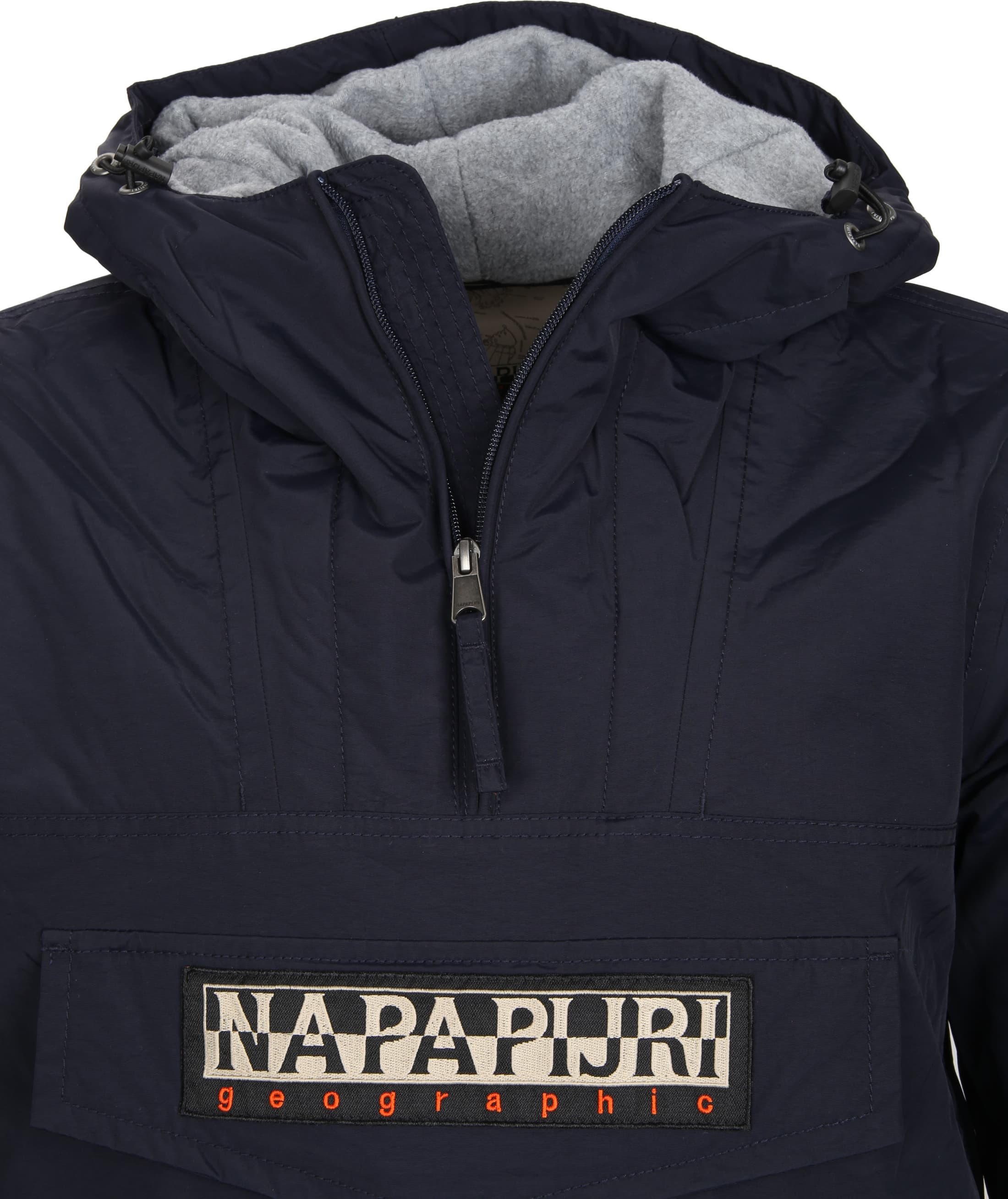 Napapijri Anorak Rainforest Pocket Navy foto 1
