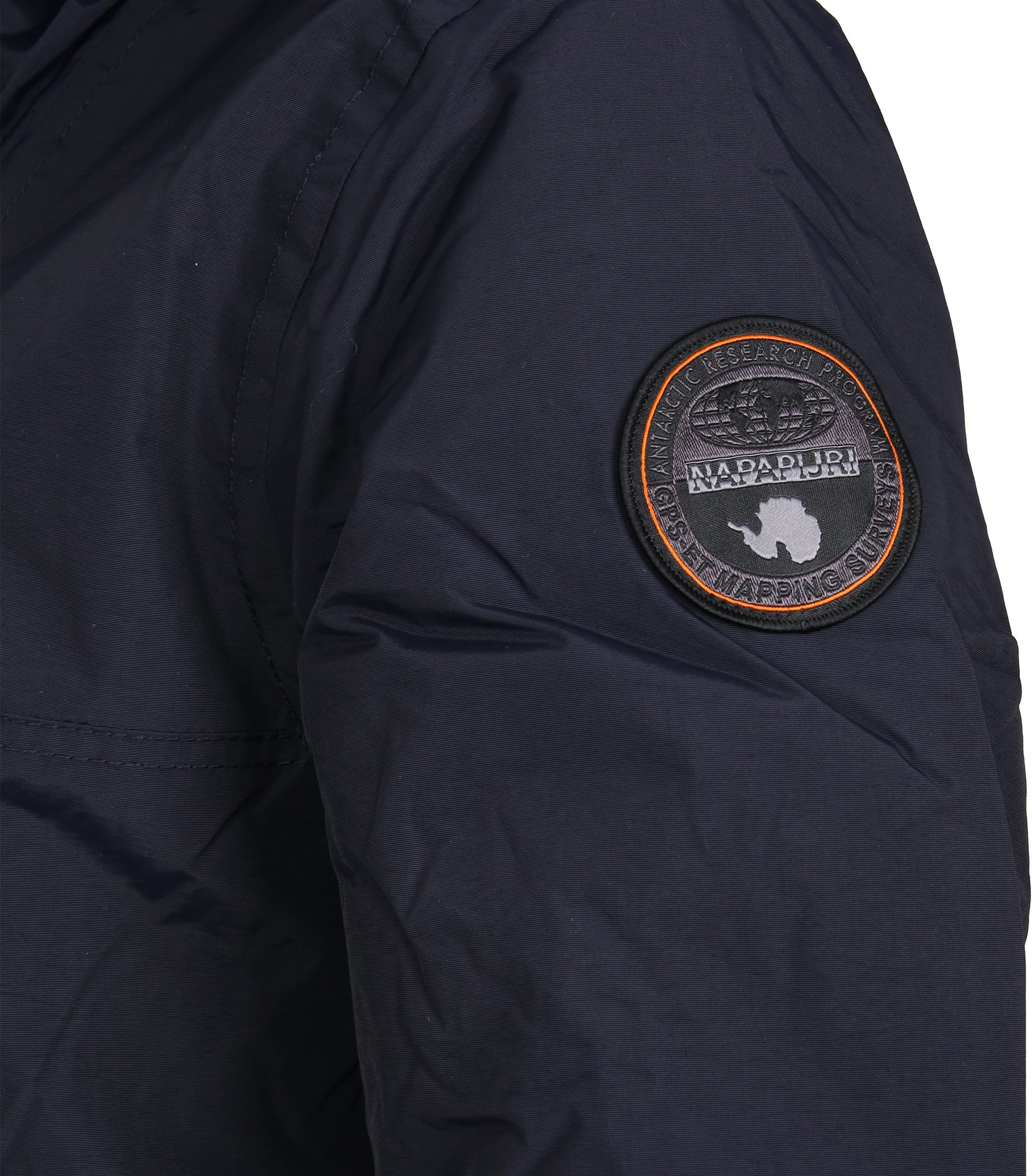 Napapijri Anorak Rainforest Pocket Navy foto 4