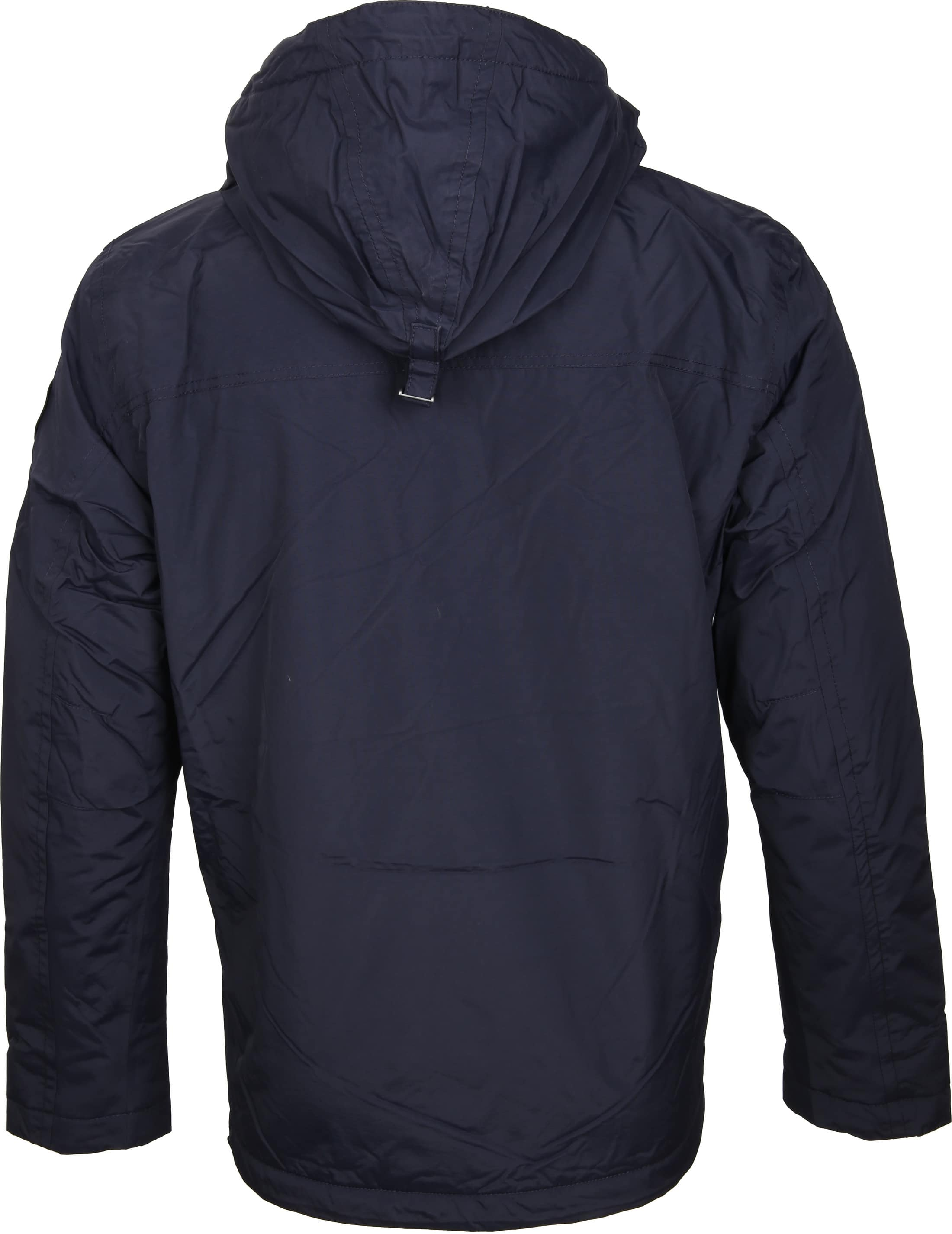 Napapijri Anorak Rainforest Pocket Navy foto 6