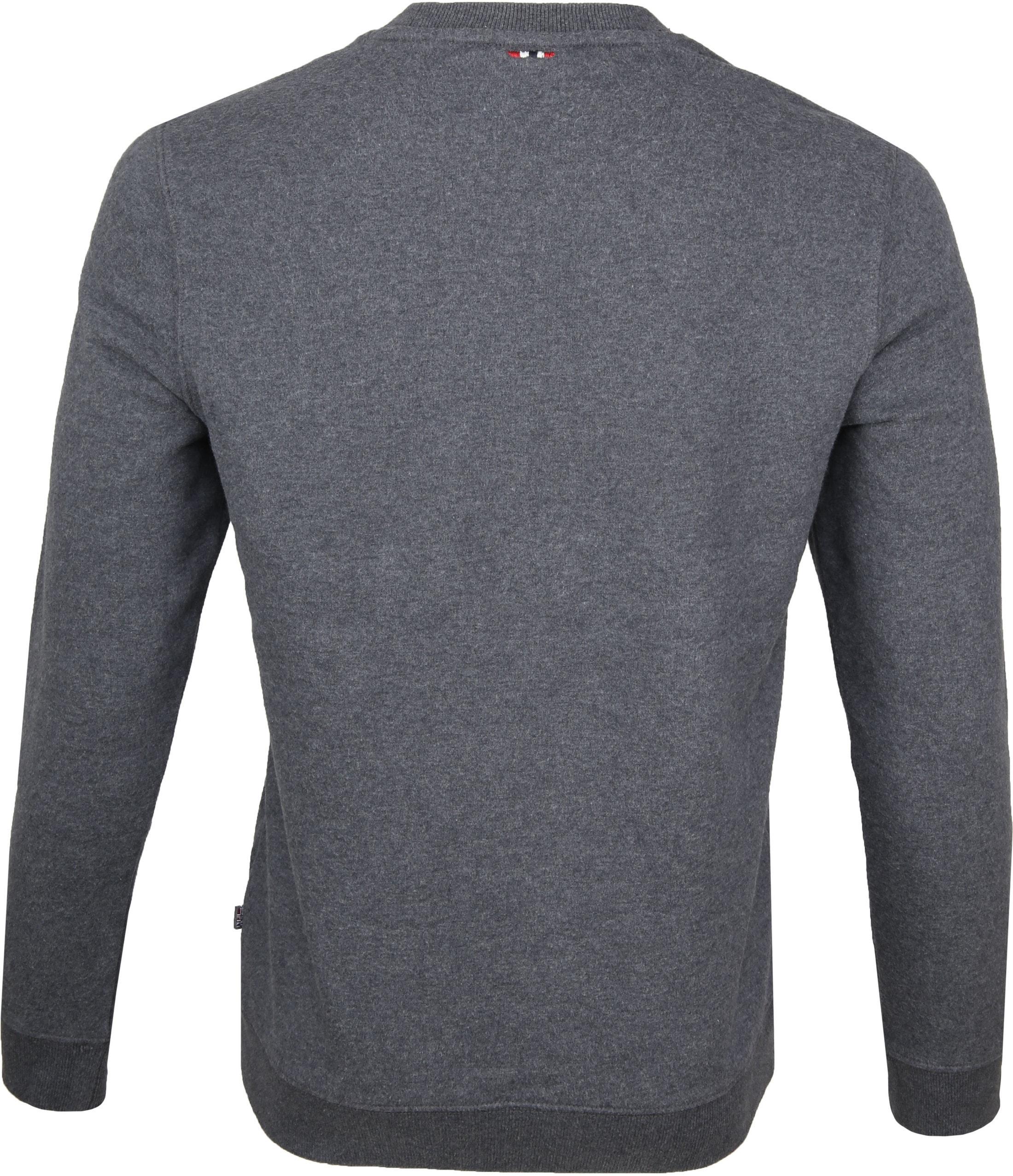 Napapijri Berthow Sweater Antraciet foto 2