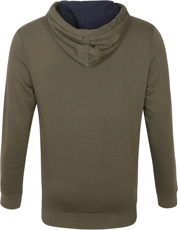 Napapijri Burgee Sweater Donkergroen